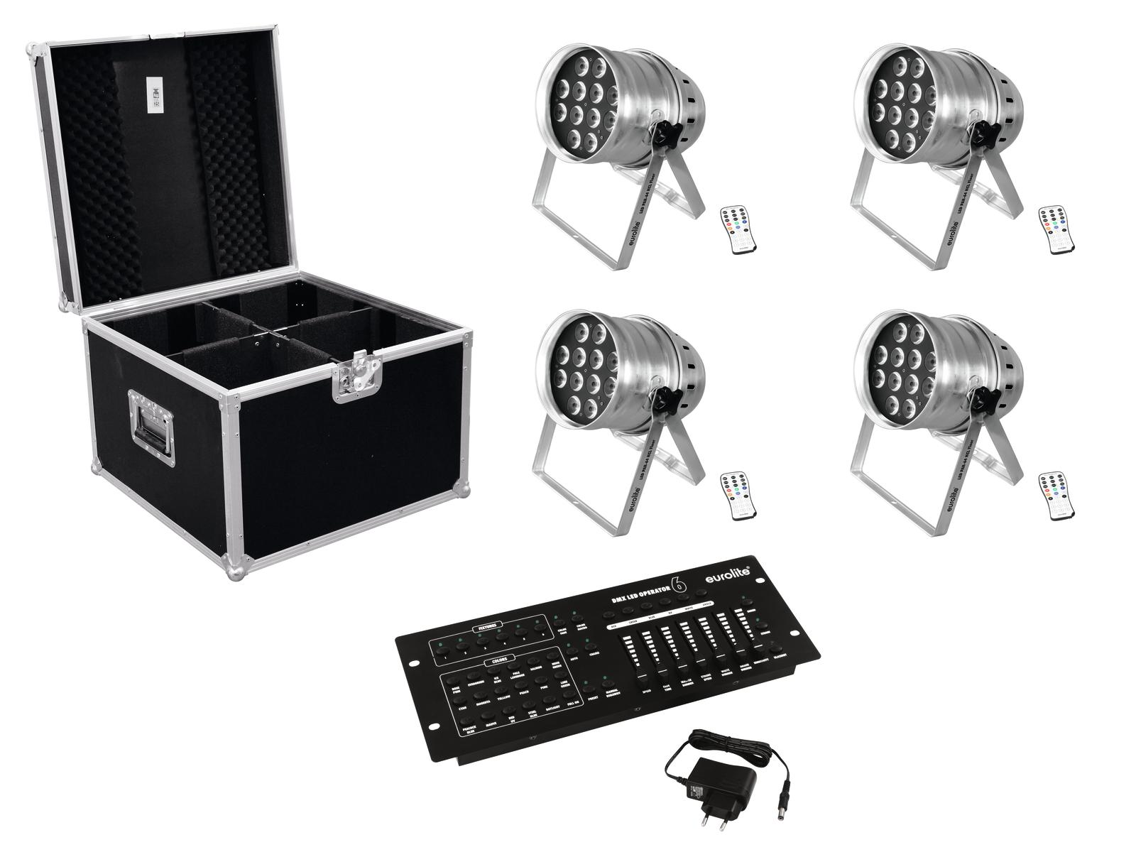 EUROLITE Set di DMX LED Operat