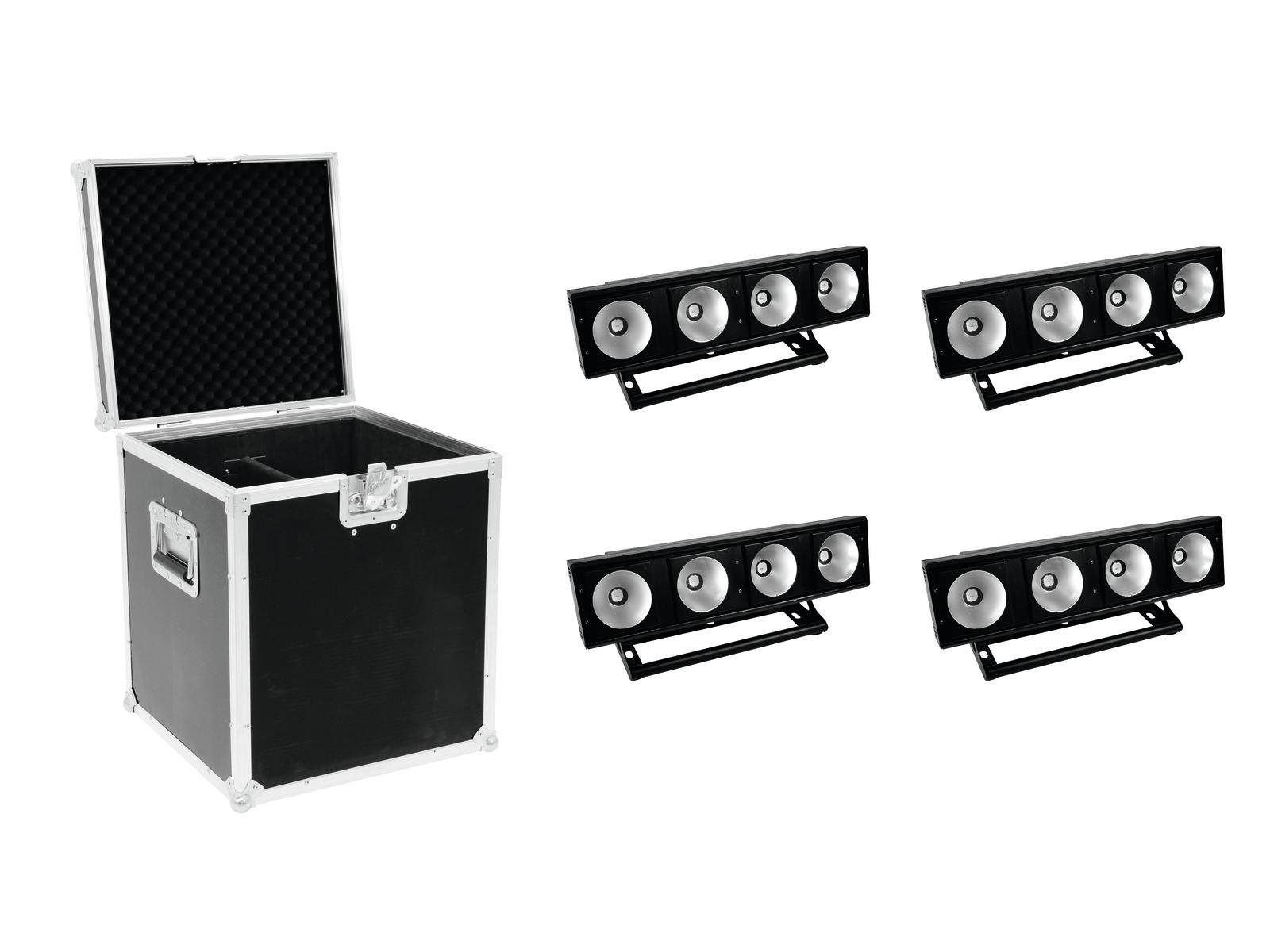EUROLITE Set 4x LED PMB-4 COB