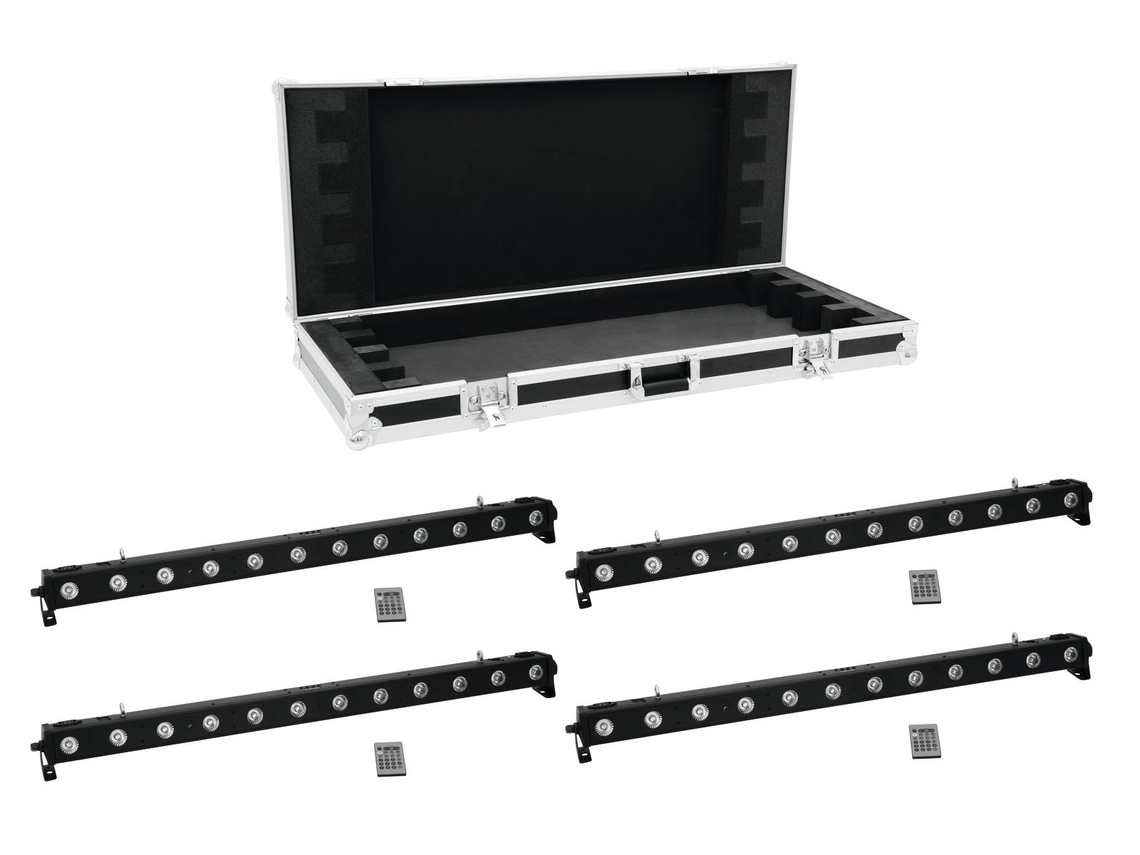 EUROLITE Set 4x LED BAR-1250 R