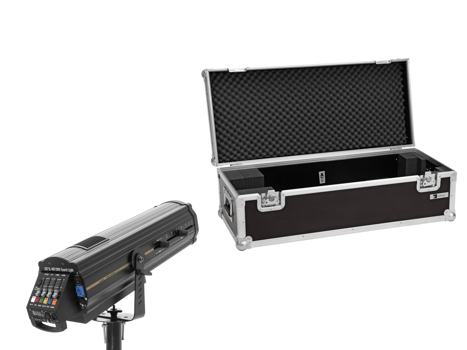 EUROLITE Set LED SL-400 DMX Search Light + Case