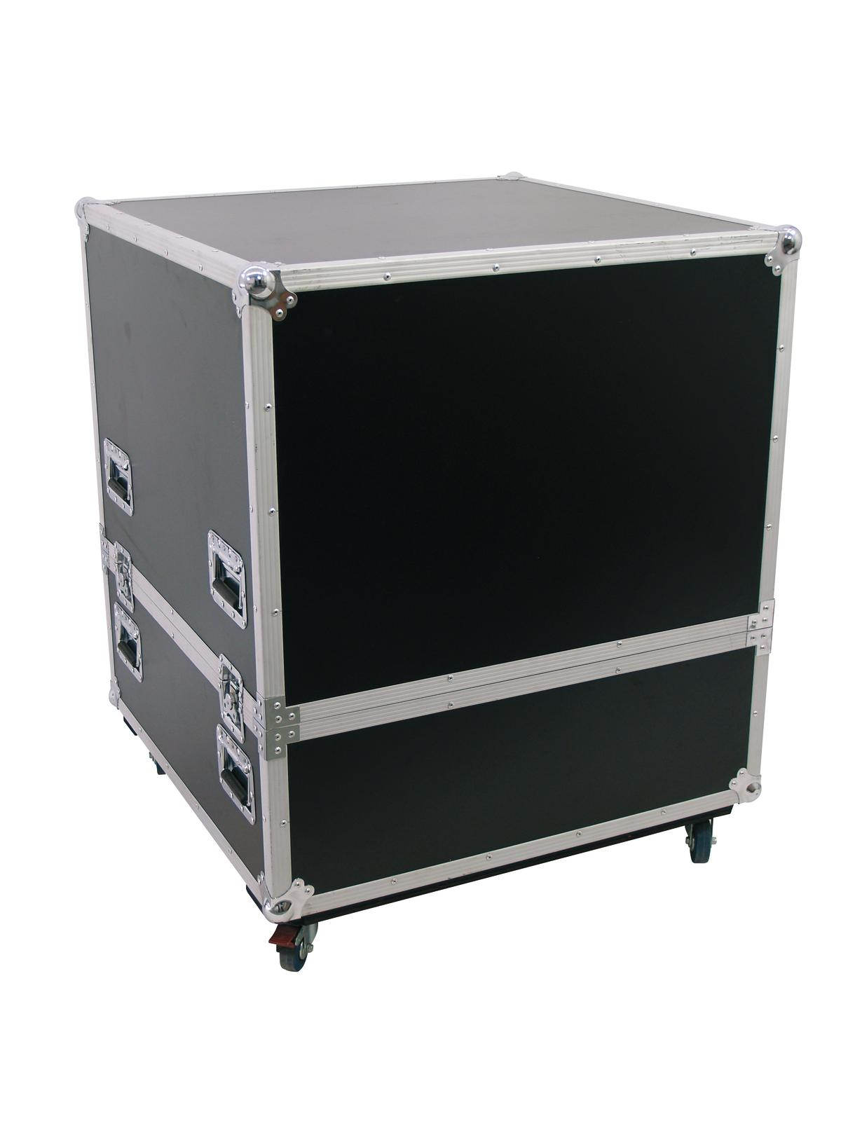 ROADINGER Flightcase Mirror ball 75 cm