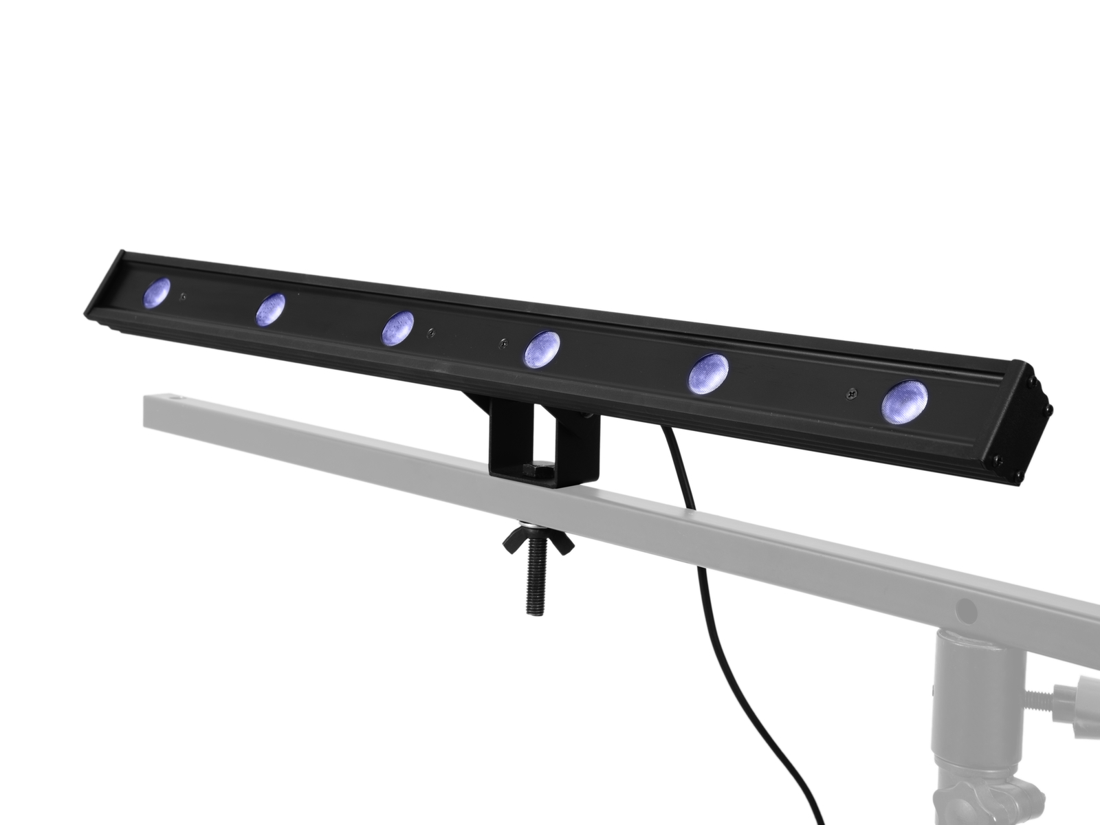 Bar, 6-led UV Light Ultraviolet ANTARI DarkFX Strip 510