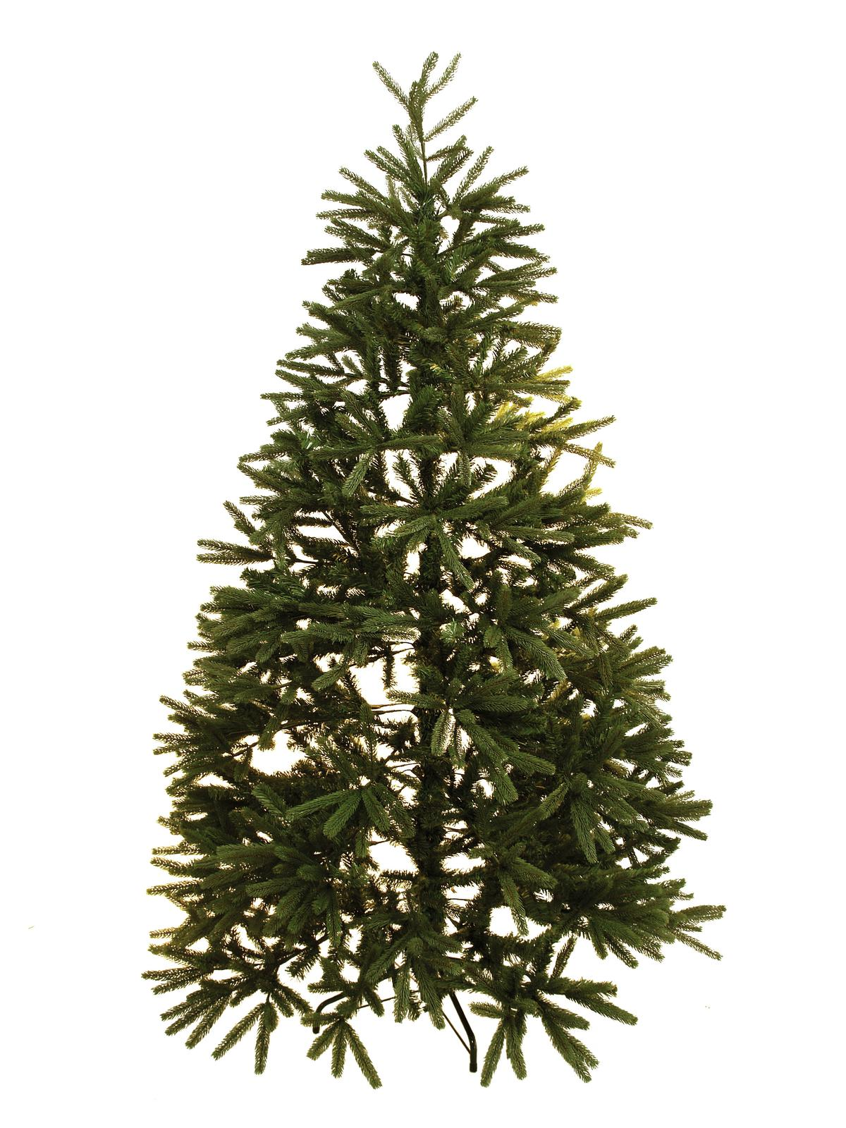 EUROPALMS PE/PVC christmastree