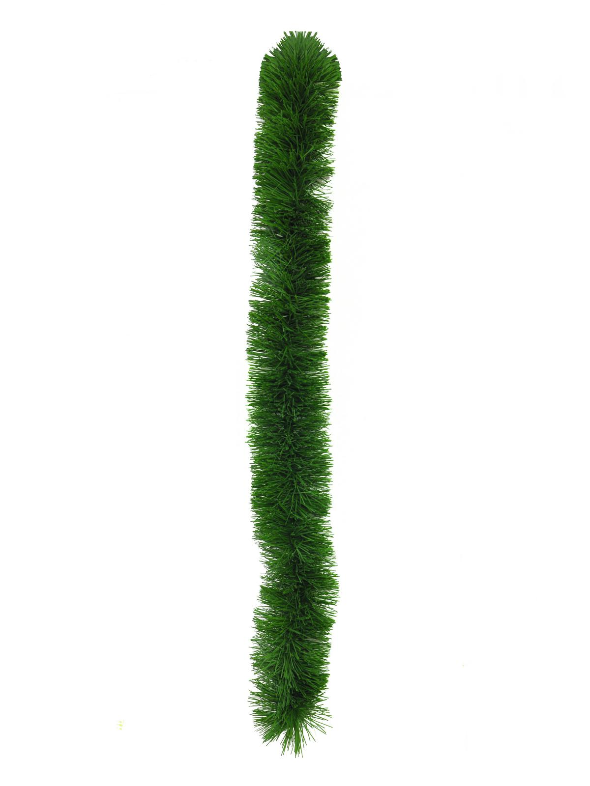 EUROPALMS Tinsel, beamless-verde, 7,5x200cm