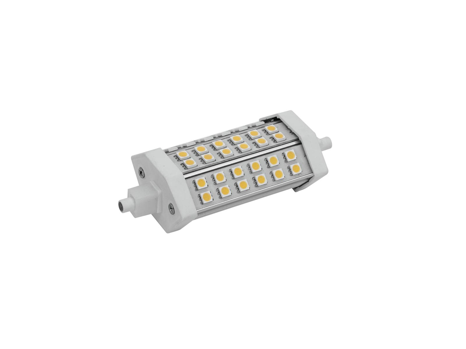 OMNILUX LED R7S 230V 8W 6400K luce del cereale di SMD5050 dimmerabile