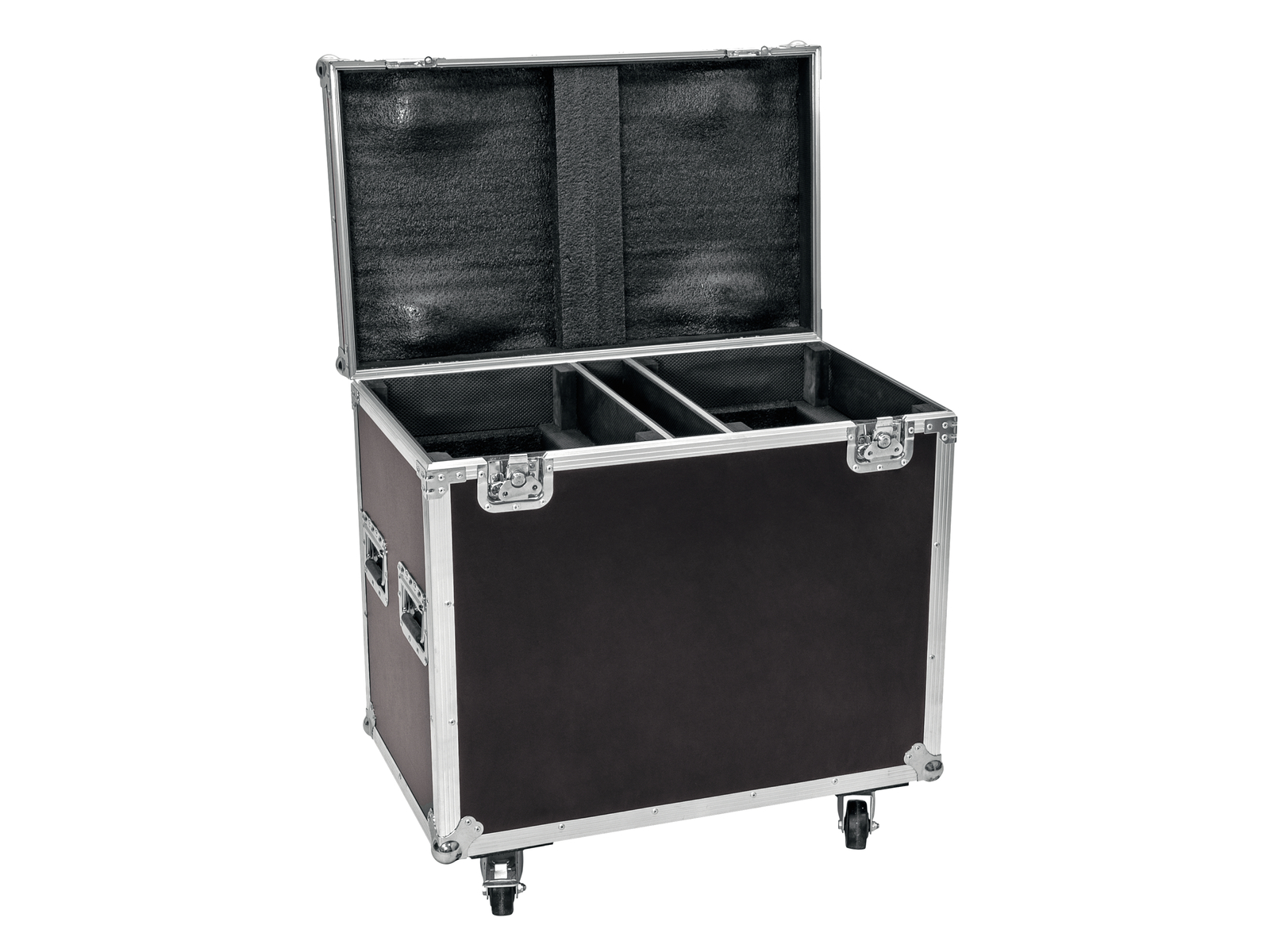 ROADINGER Flightcase 2x TMH-X2