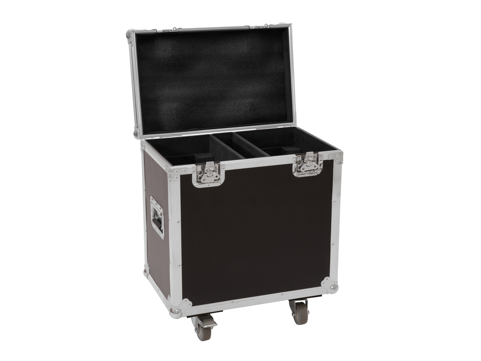 ROADINGER Flightcase 2x TMH XB-280