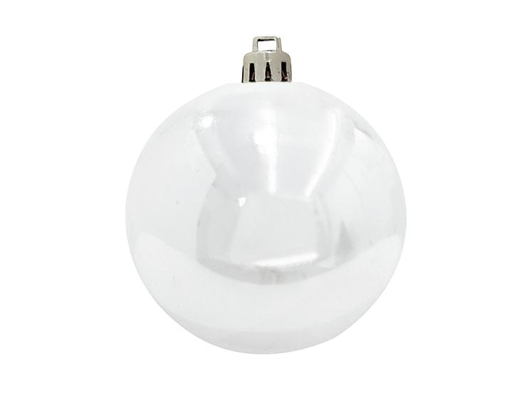 EUROPALMS Decoball 20 cm, bianco