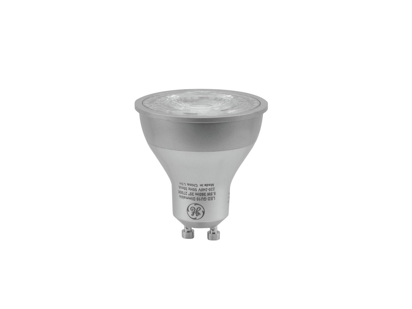 Lampada a led, argento, dimmer