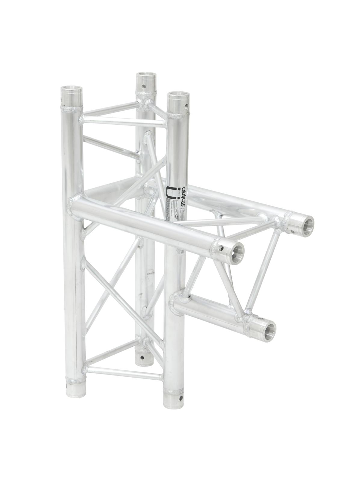 ALUTRUSS TRILOCK 6082AT-37 3 vie raccordo a T
