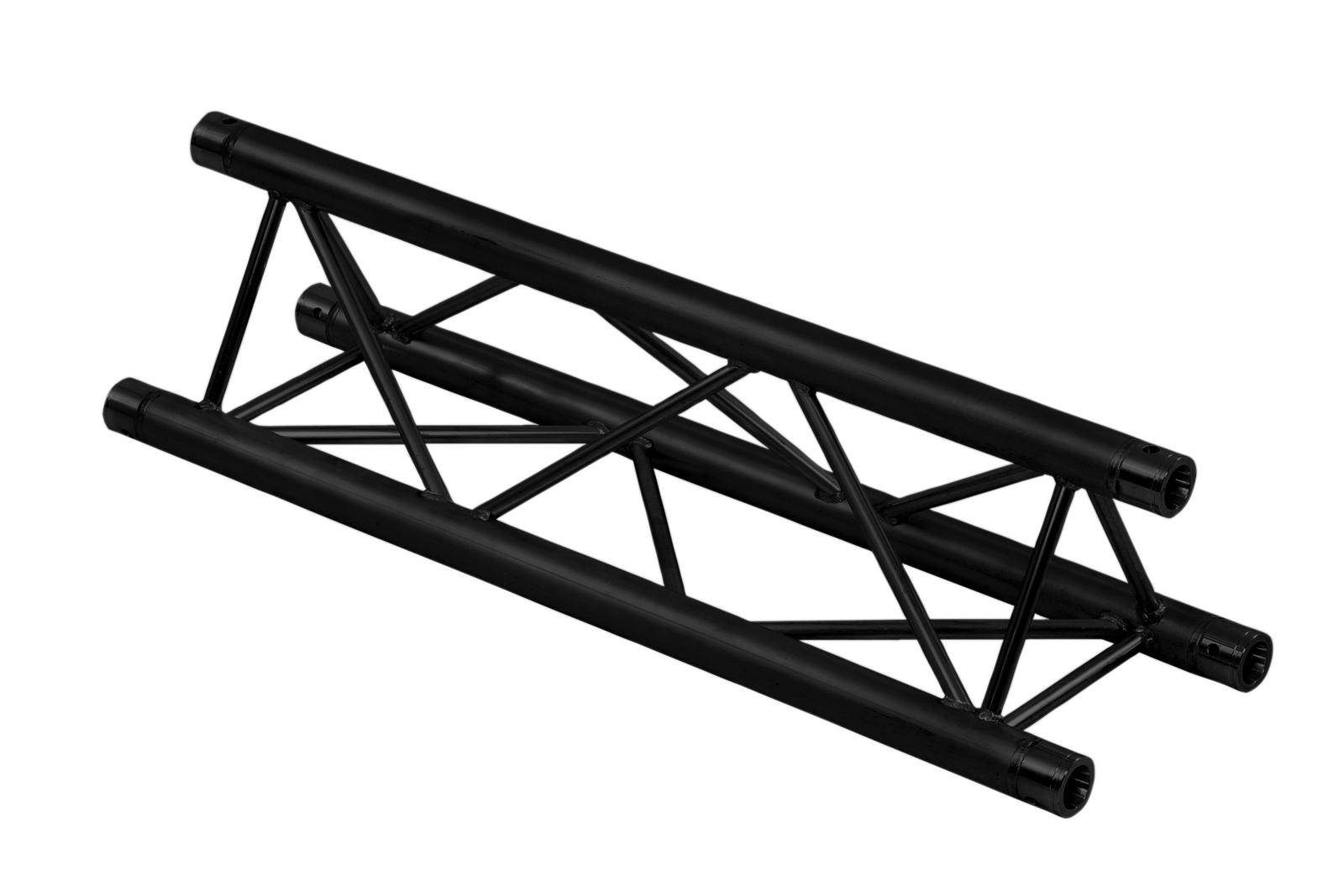ALUTRUSS TRILOCK S-290 3-via traversa nero