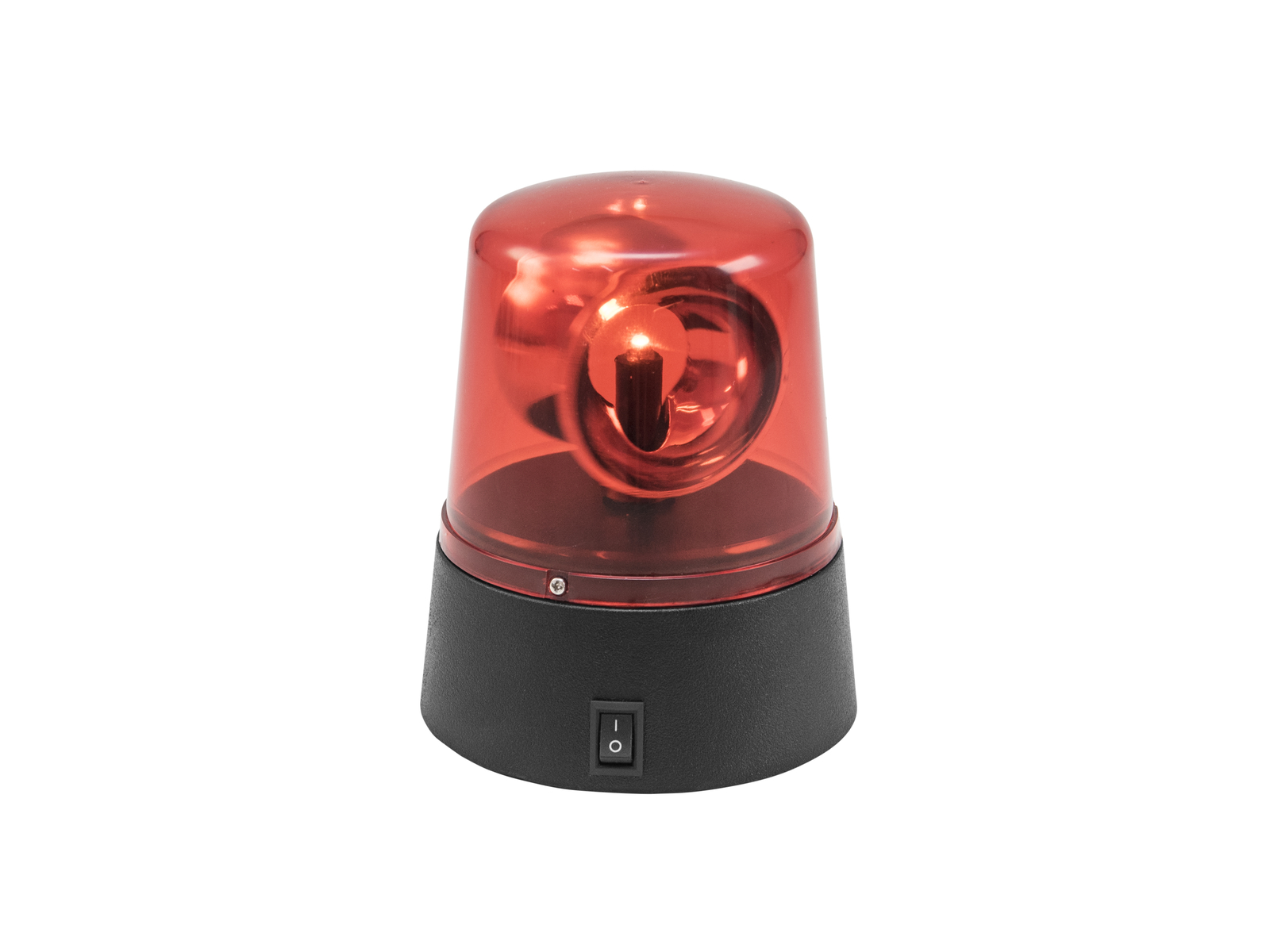 EUROLITE LED Mini-Polizeilicht rot USB/Batterie