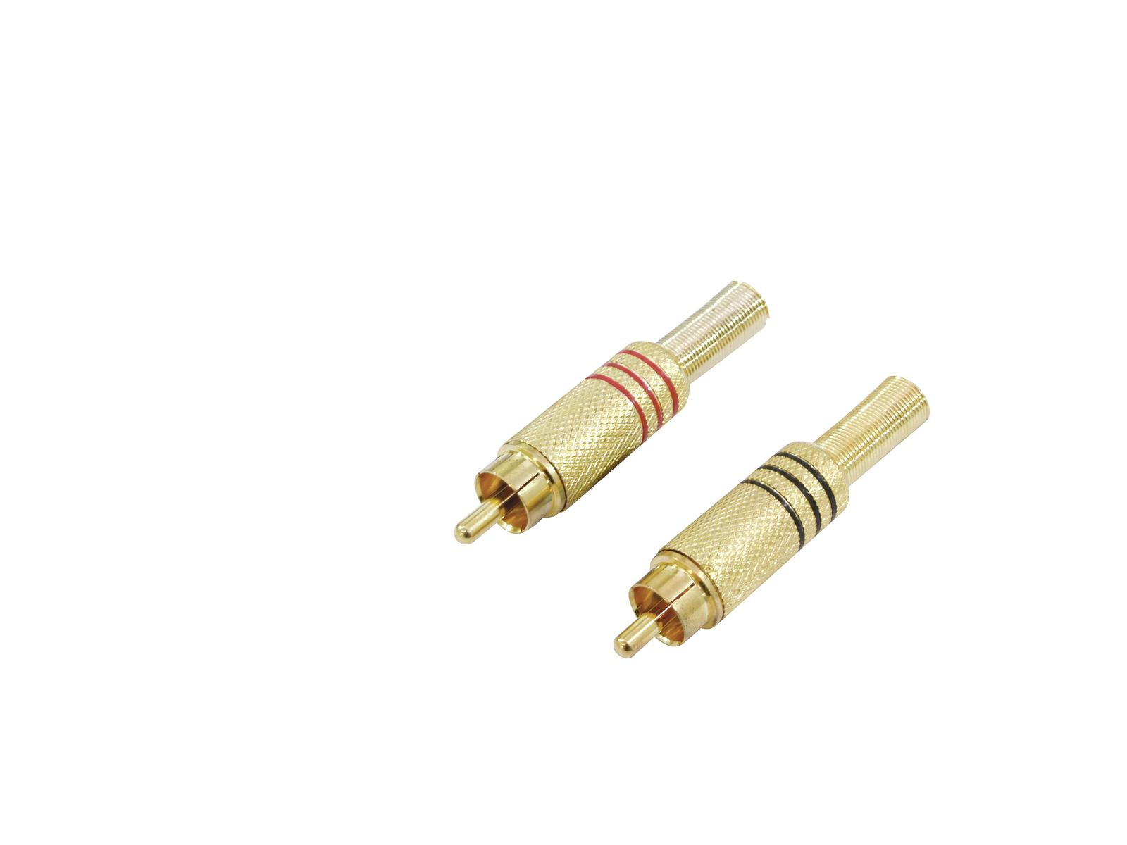 Connettori Audio Rca M M Placc
