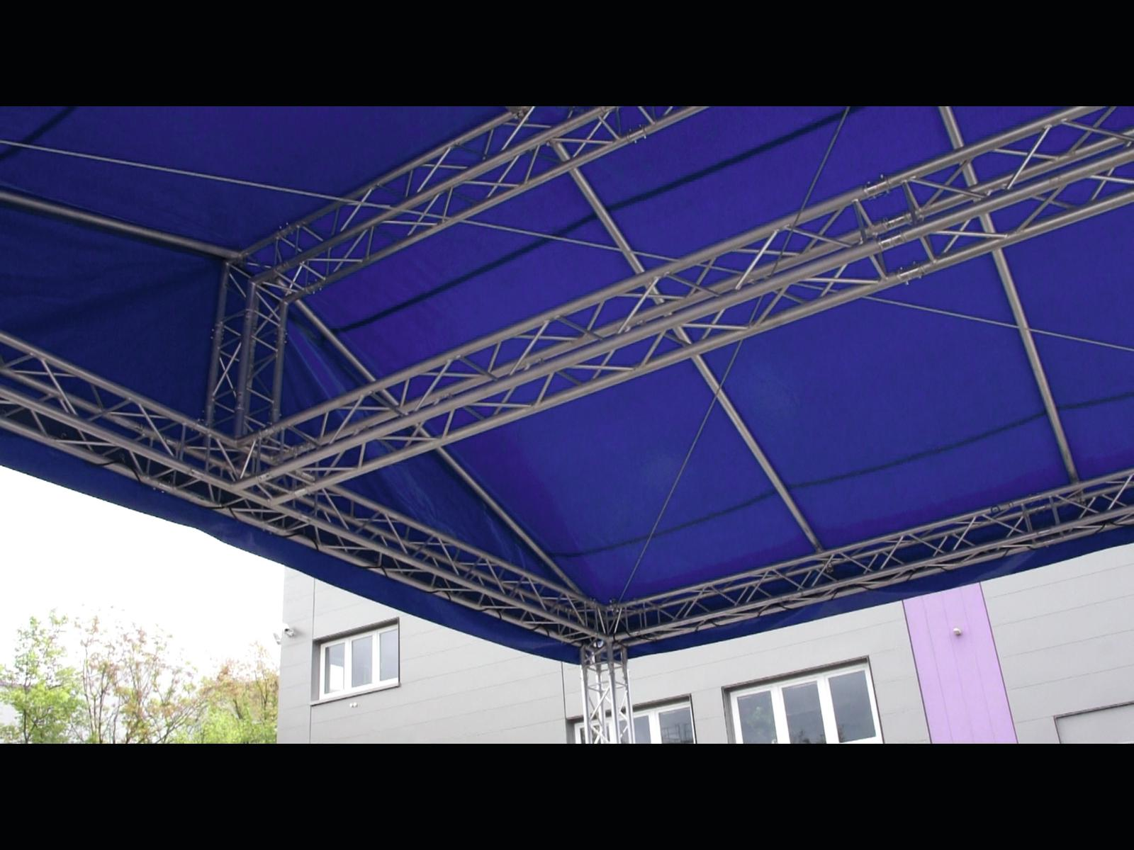 ALUTRUSS Roofbar per Alutruss