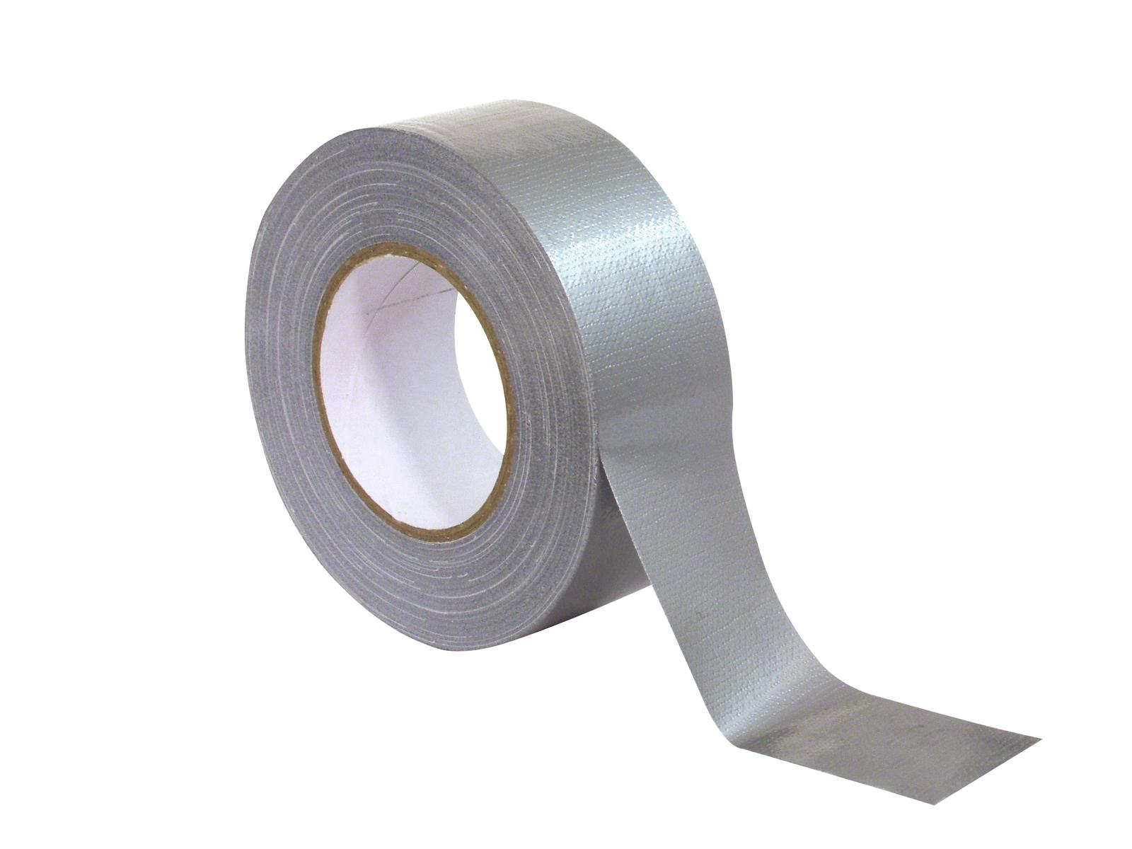 ACCESSORIO ai gaffa Tape Standard 48mm x 50m argento