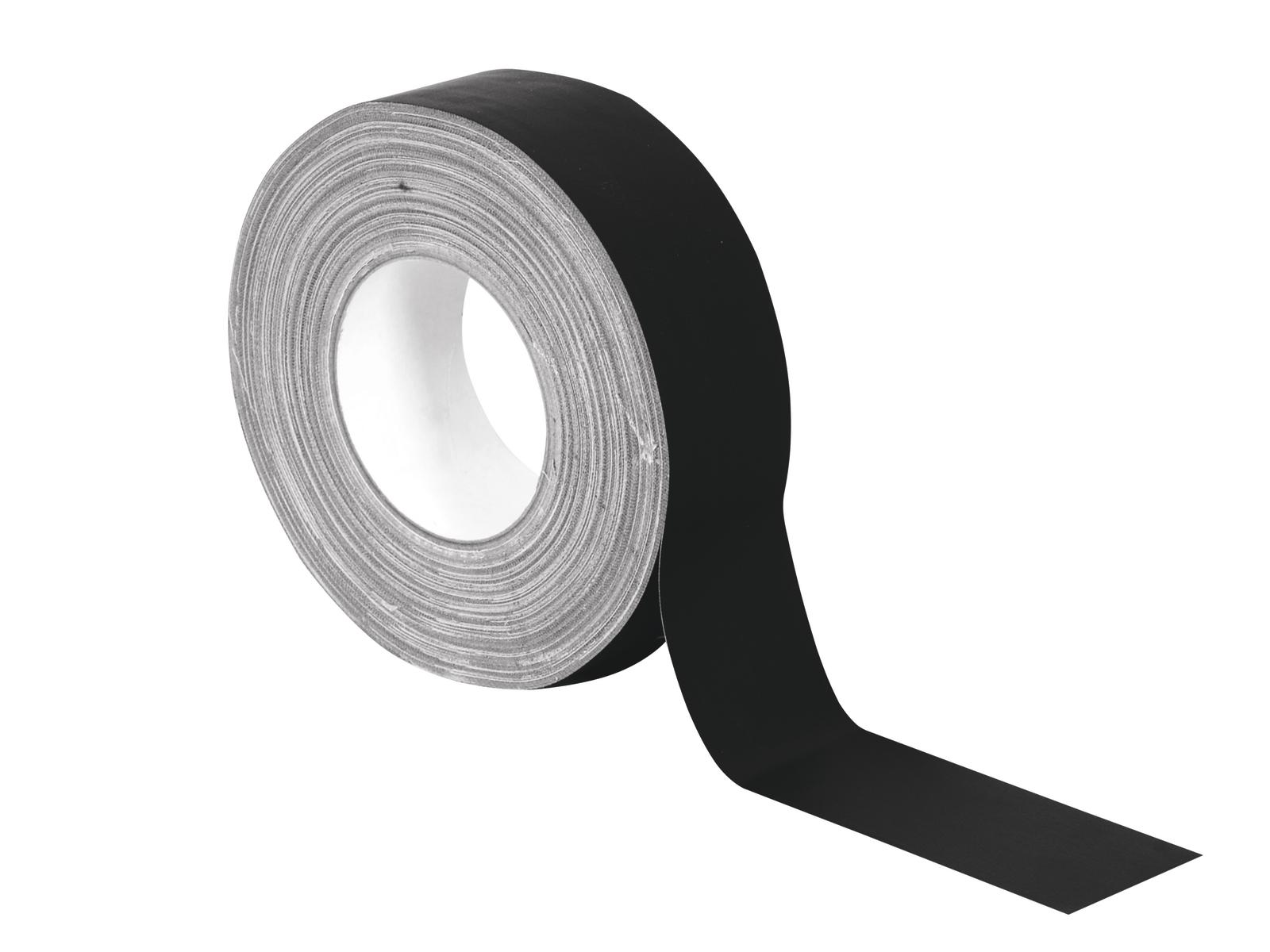 ACCESSORIO ai gaffa Tape Pro 50mm x 50m nero opaco