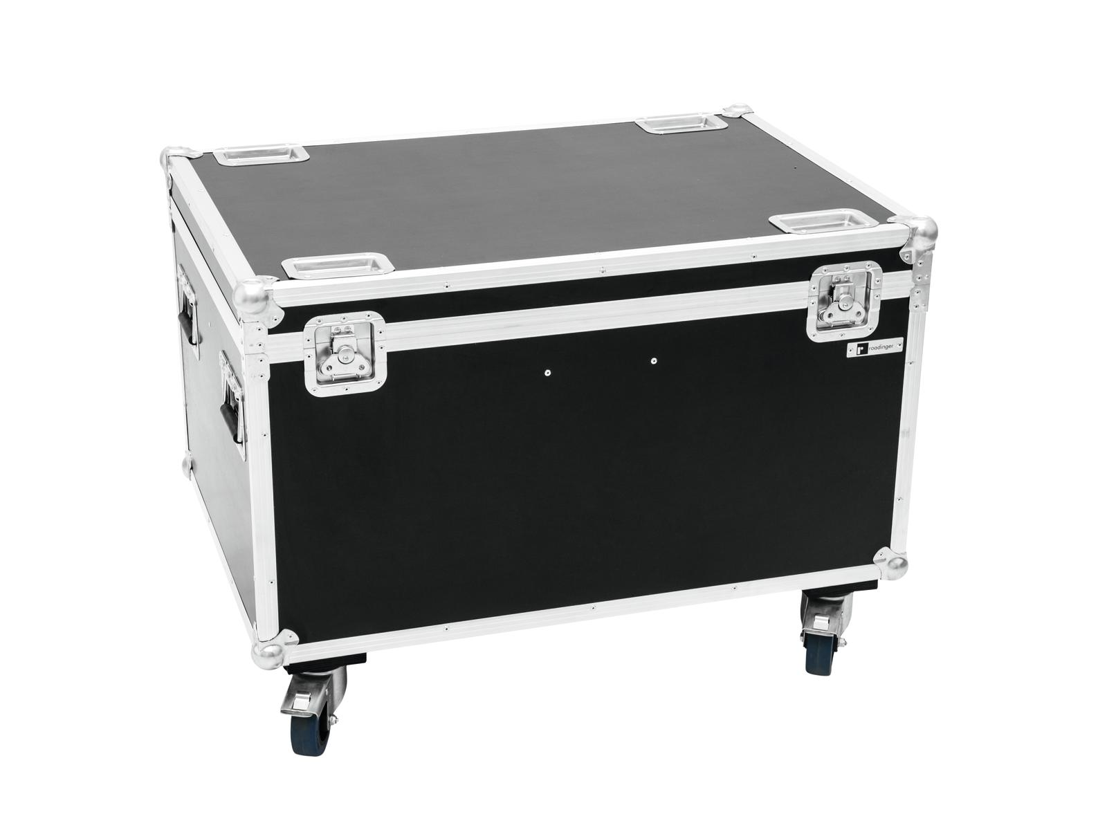 ROADINGER Flightcase 4x TMH-X1