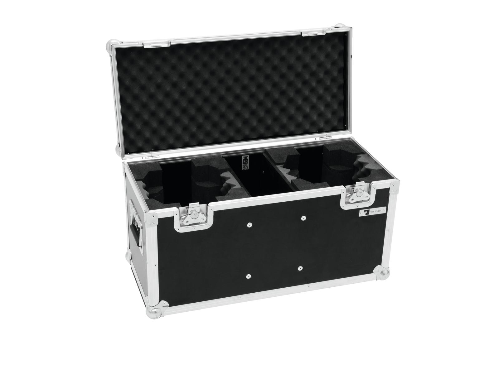 ROADINGER Flightcase 2x TMH FE-600