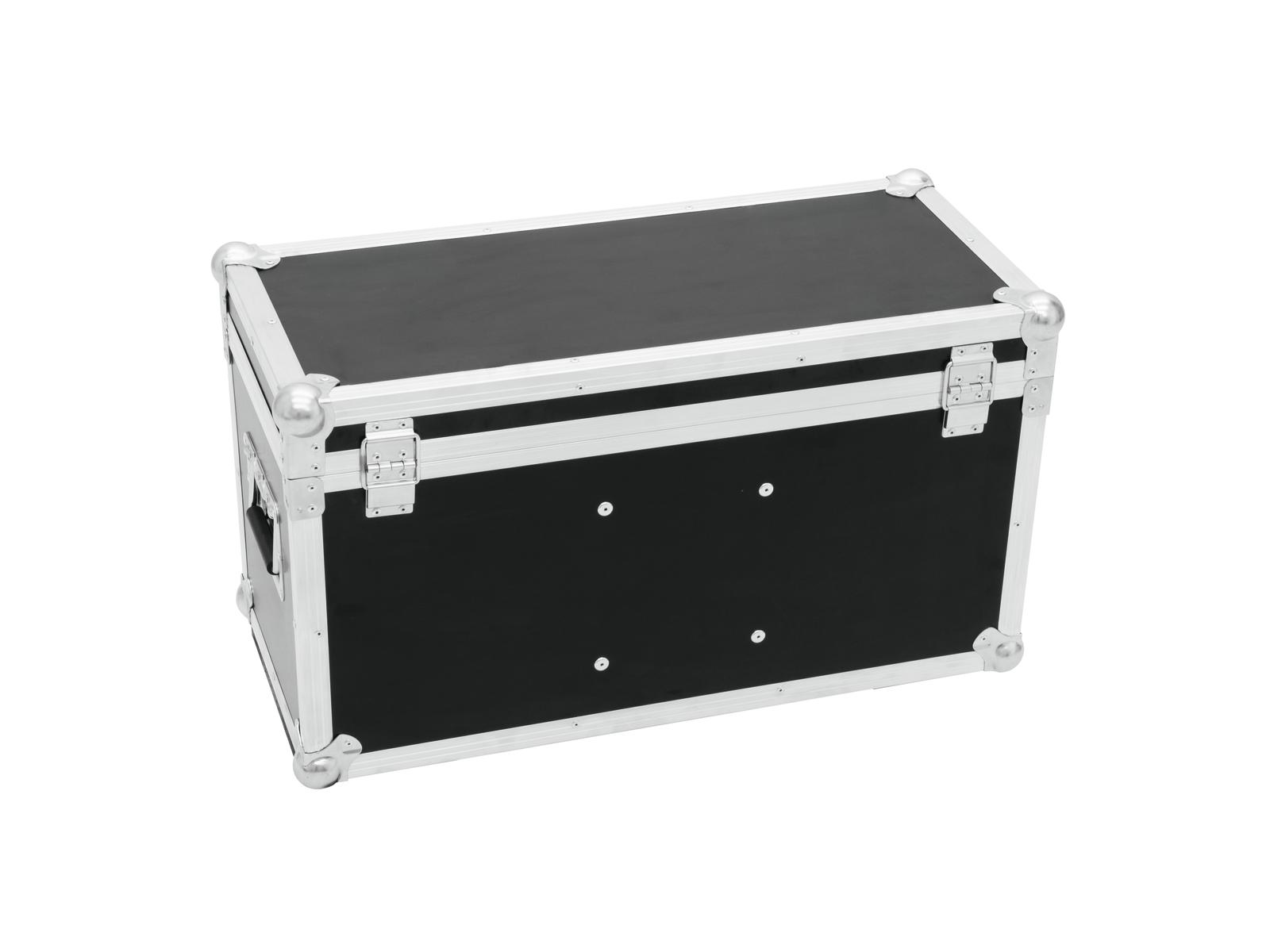 ROADINGER Flightcase 2x TMH FE