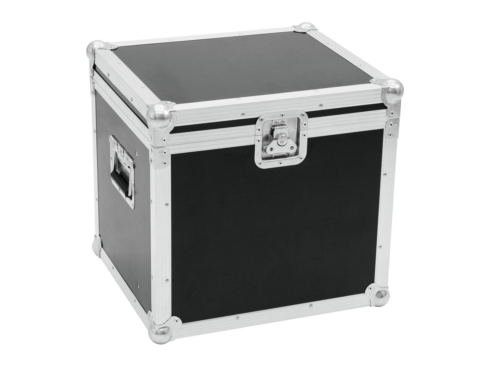 ROADINGER Flightcase 2x EYE-7 RGBW Zoom