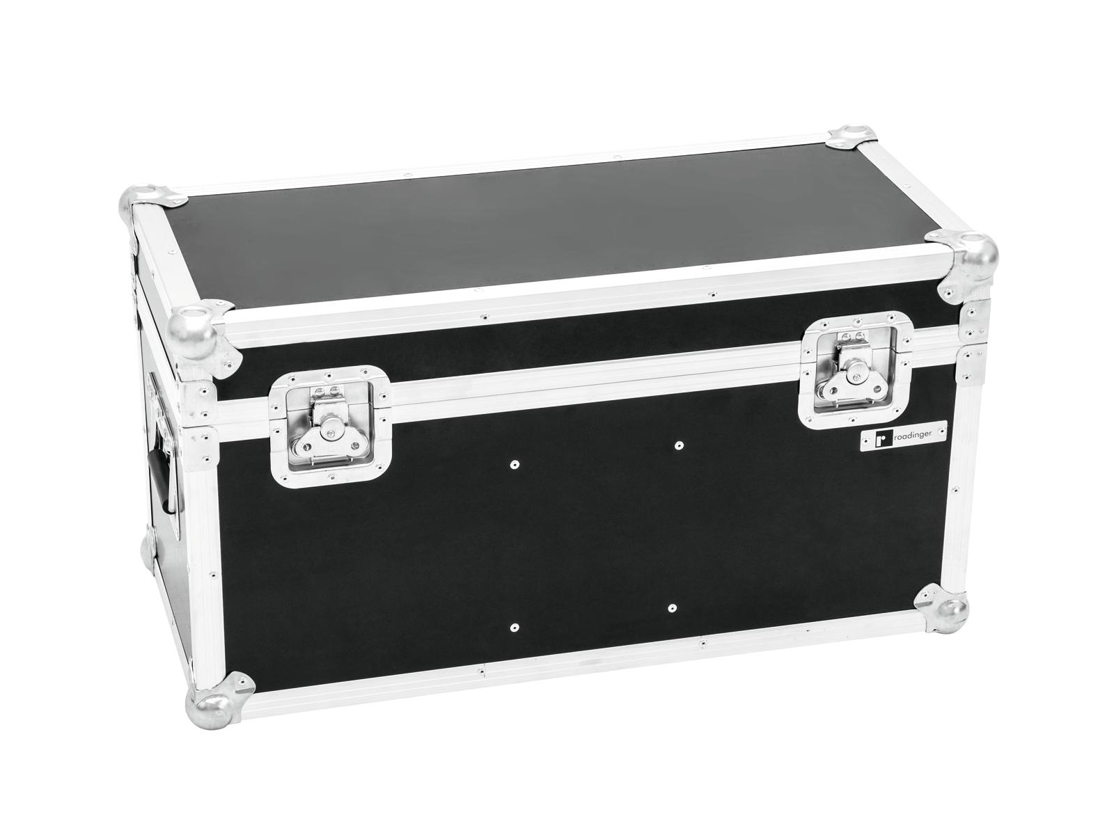 ROADINGER Flightcase 2x LED TMH-X1 Moving-Head Beam