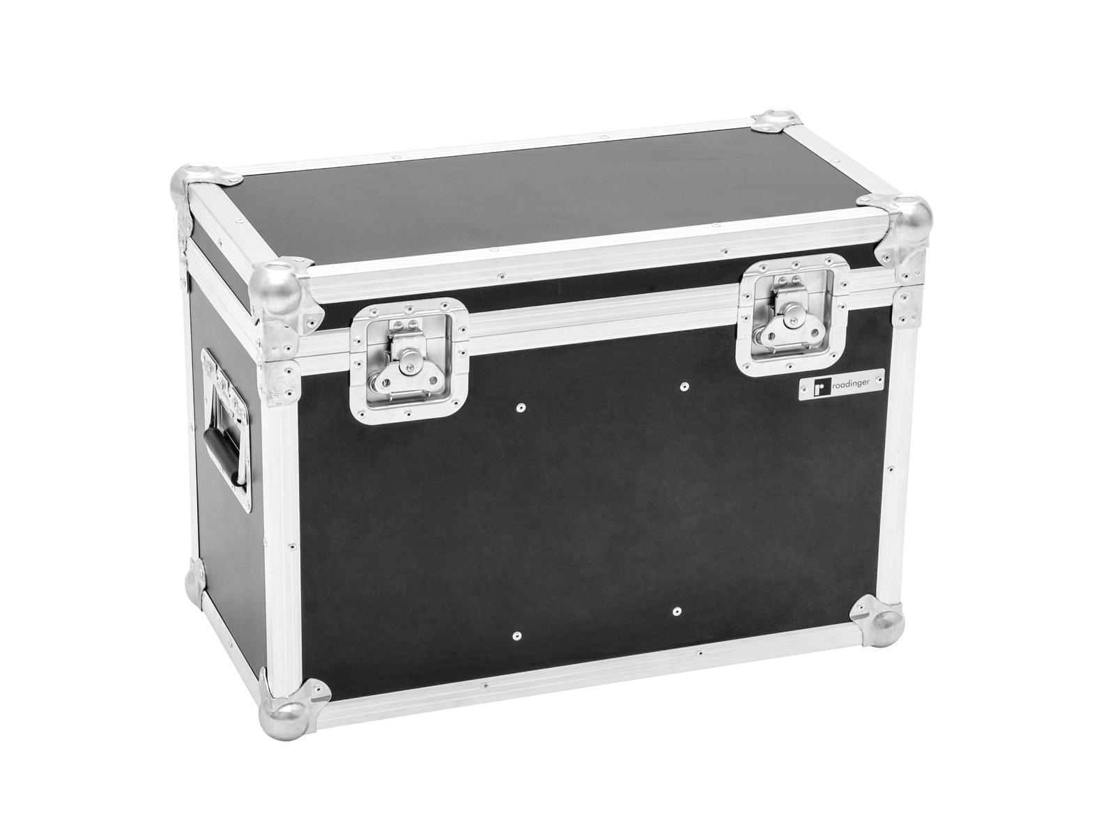 ROADINGER Flightcase 2x LED MF