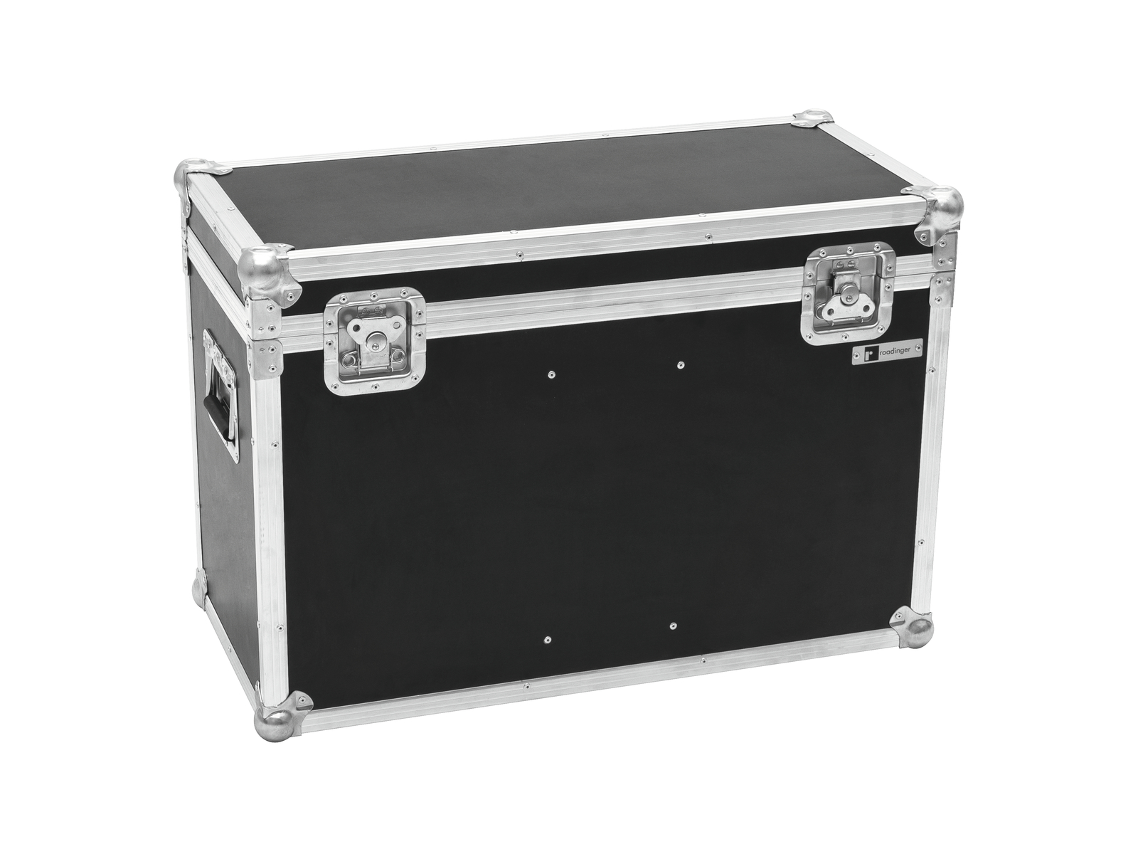 ROADINGER Flightcase 2x LED TH