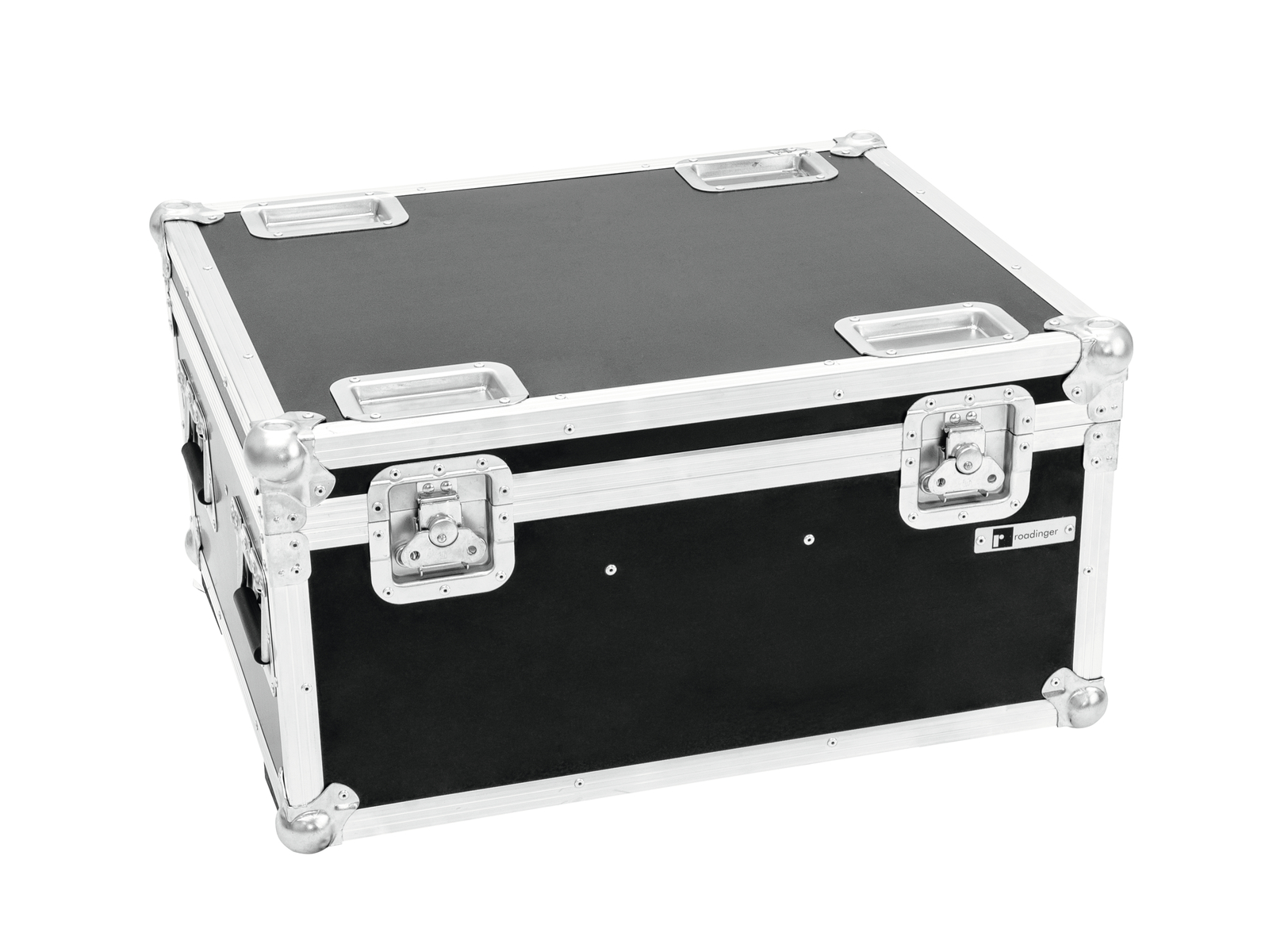 ROADINGER Flightcase 4x LED IP