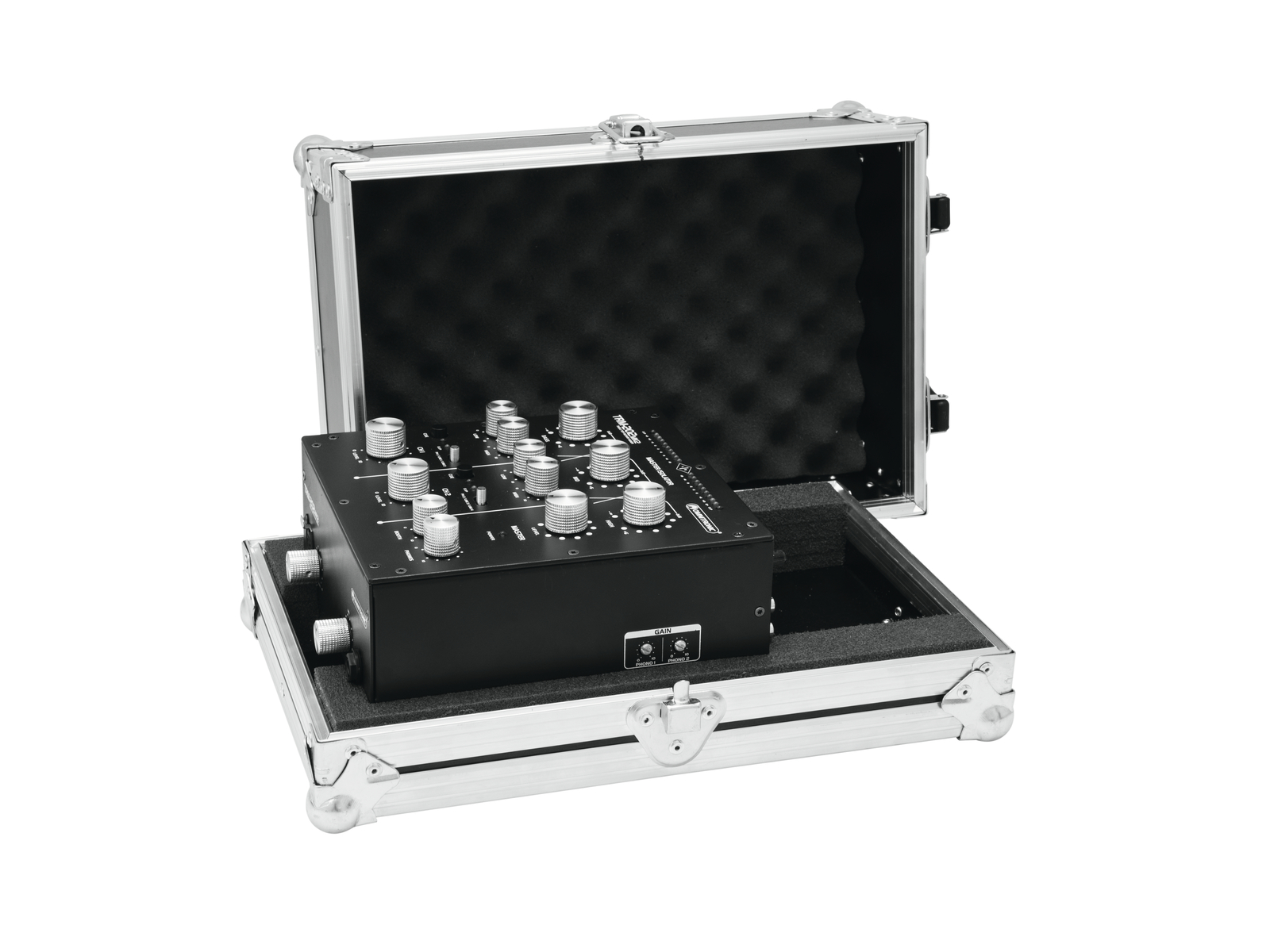 ROADINGER Flightcase TRM-202 R