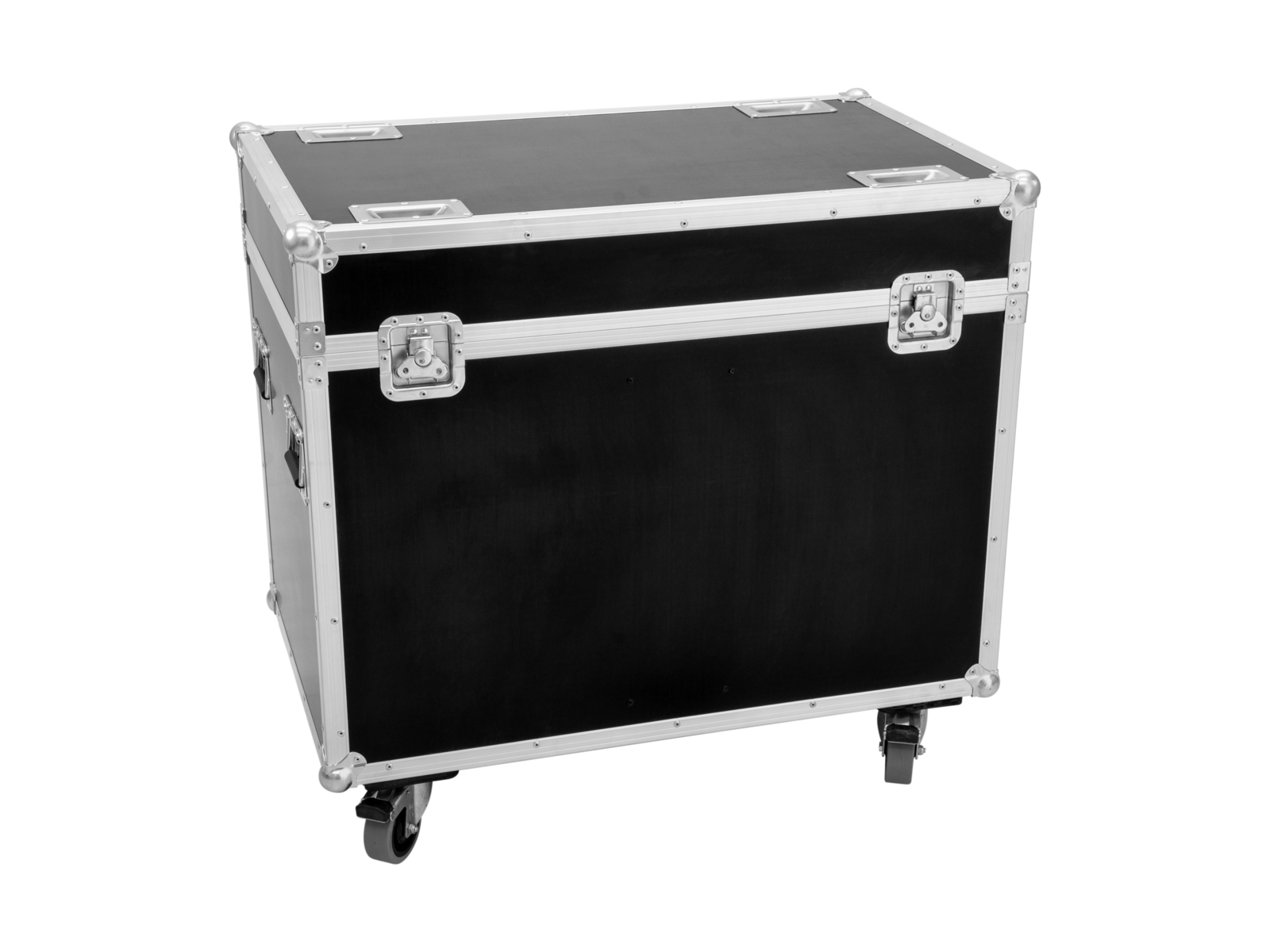 ROADINGER Flightcase 2x DMH-200 LED