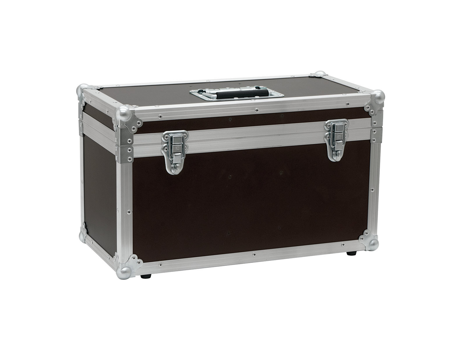 ROADINGER Flightcase 2x LED TMH-17