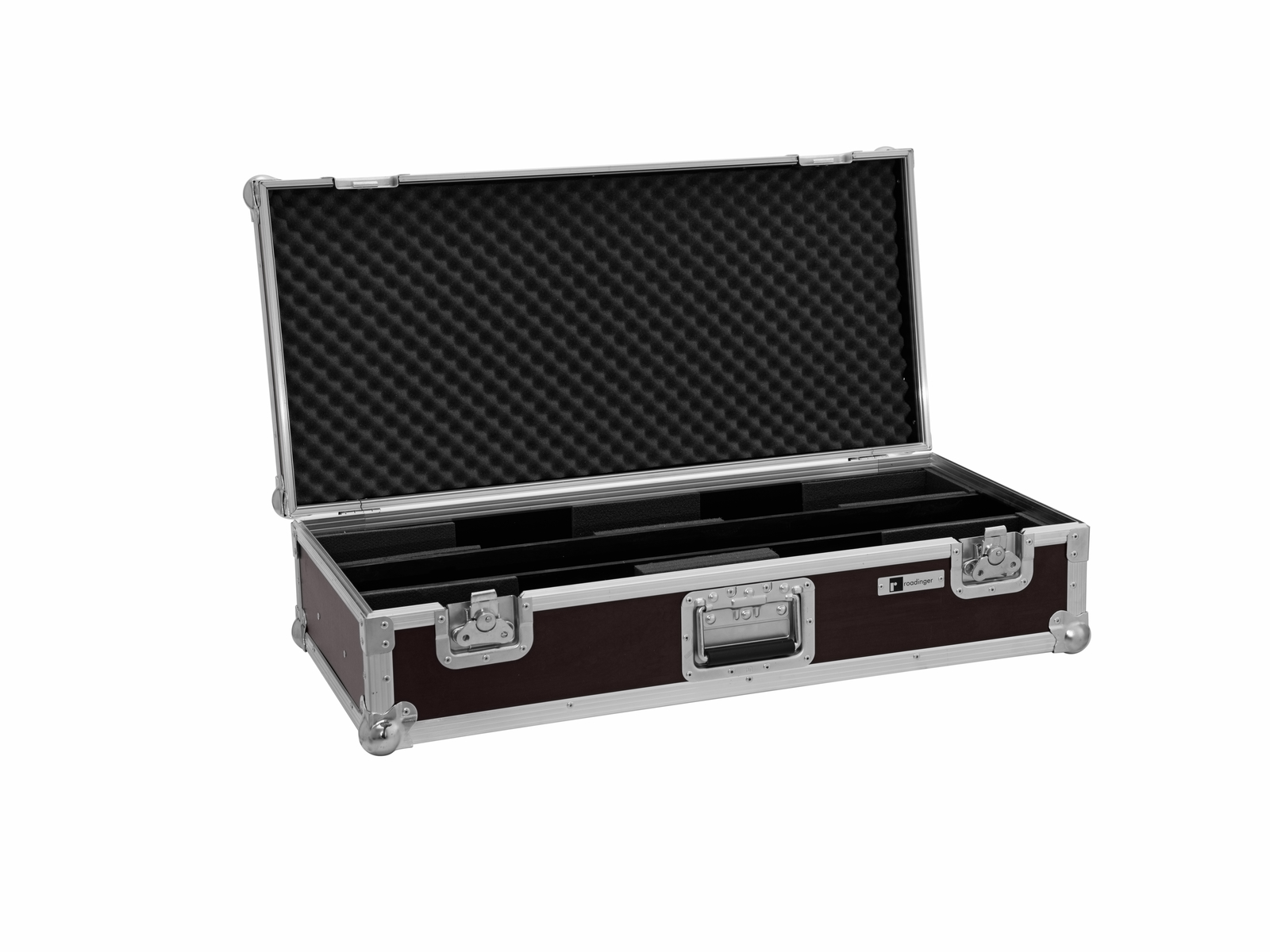 ROADINGER Flightcase 2x LED ST