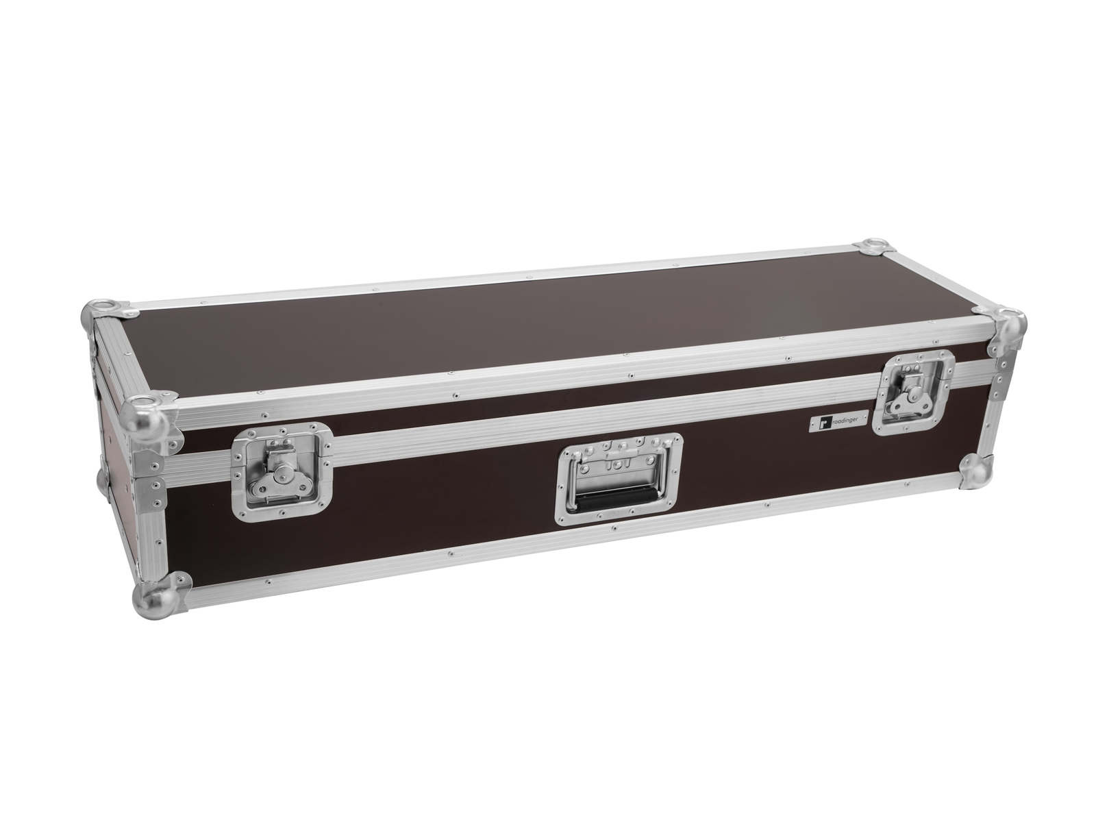 ROADINGER Flightcase 2x LED STP-7
