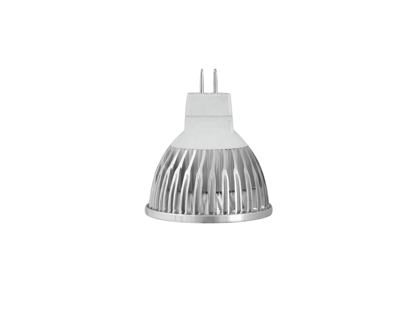 OMNILUX MR-16 12V GX-5,3 5W COB LED blu