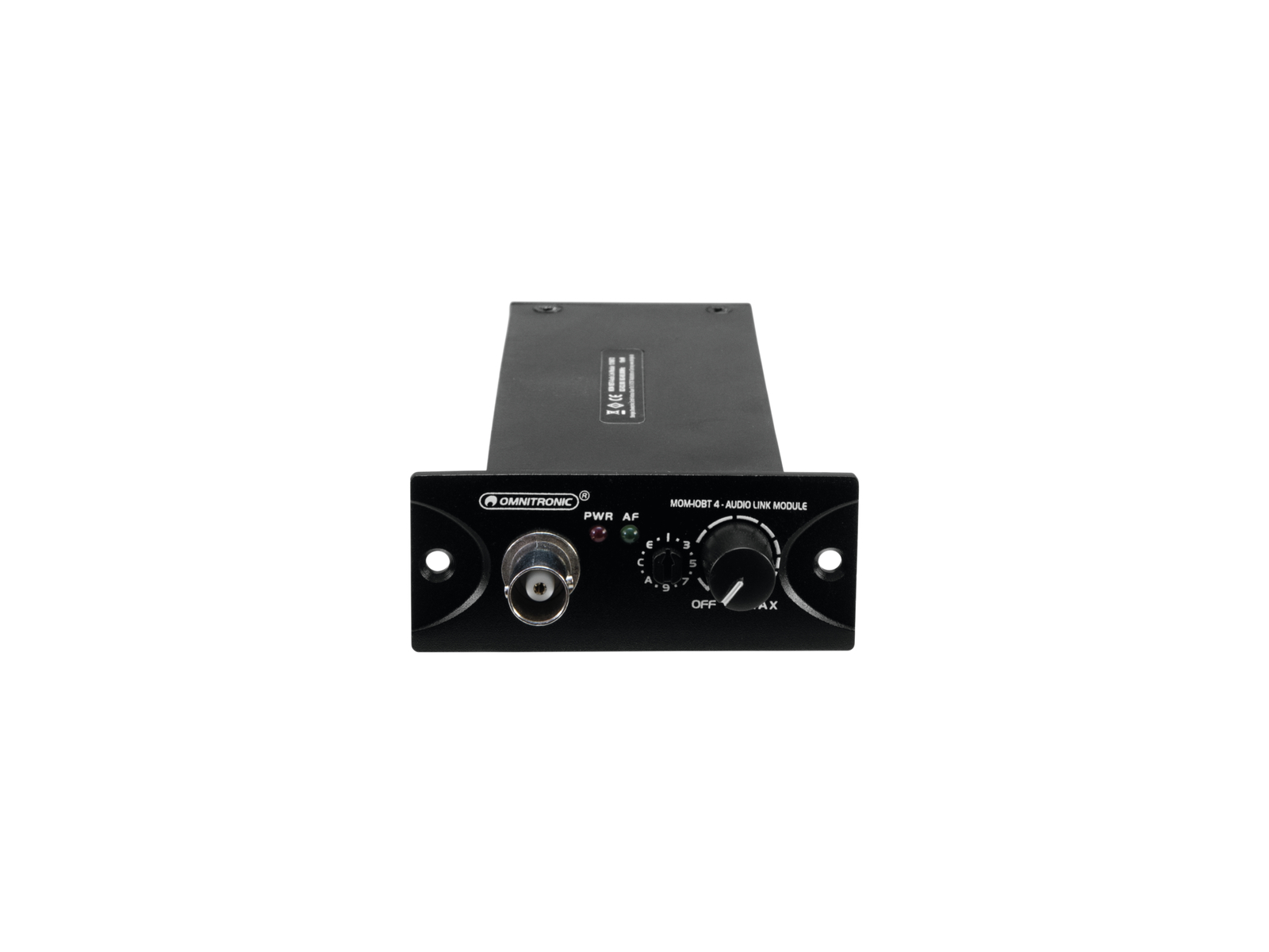 OMNITRONIC MOM-10BT4 Audio-Link-Modul