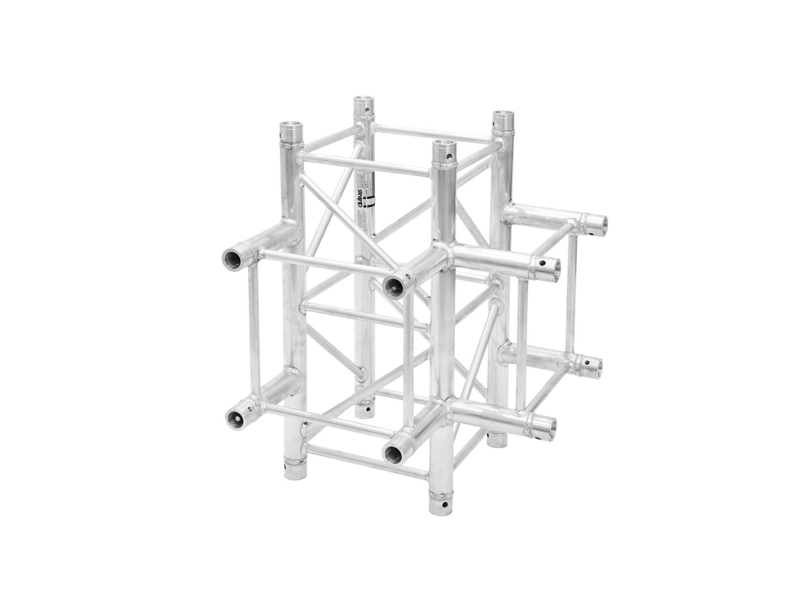 ALUTRUSS QUADLOCK TQ390-QQT42 4-way T-pezzo
