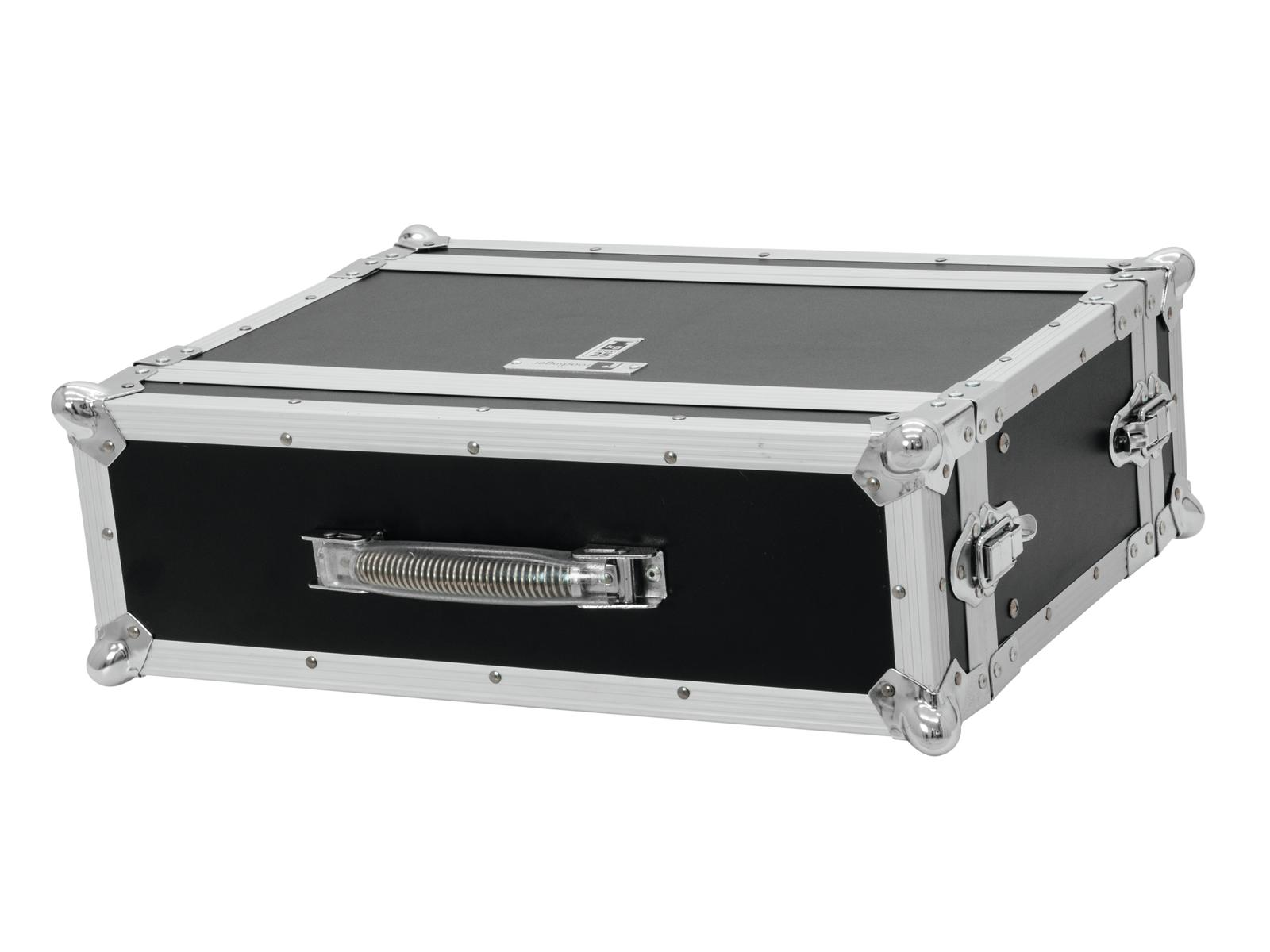 Flight case Rack Per il trasporto Di amplificatori CO DD, 3U, 24cm ROADINGER