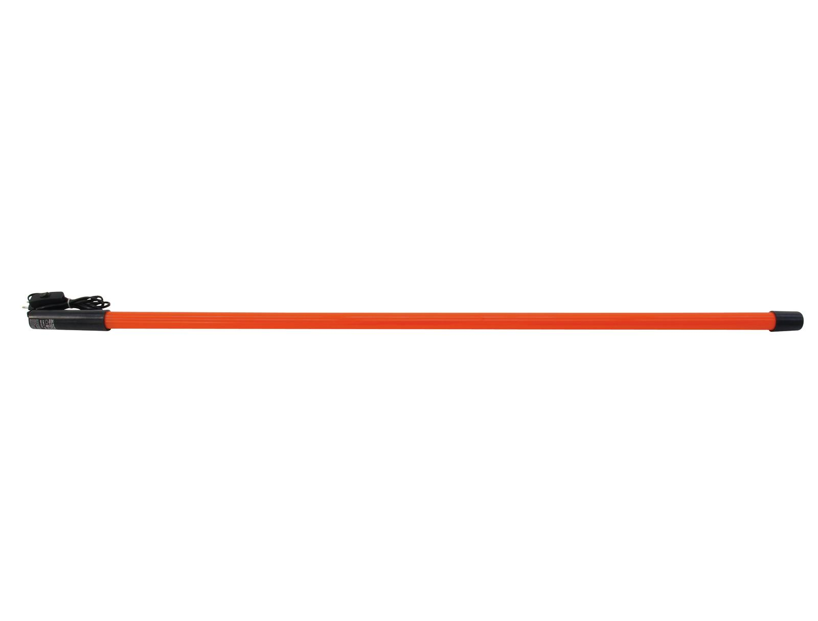 EUROLITE Neon stick Light Tube T8 36W 134cm orange orange L