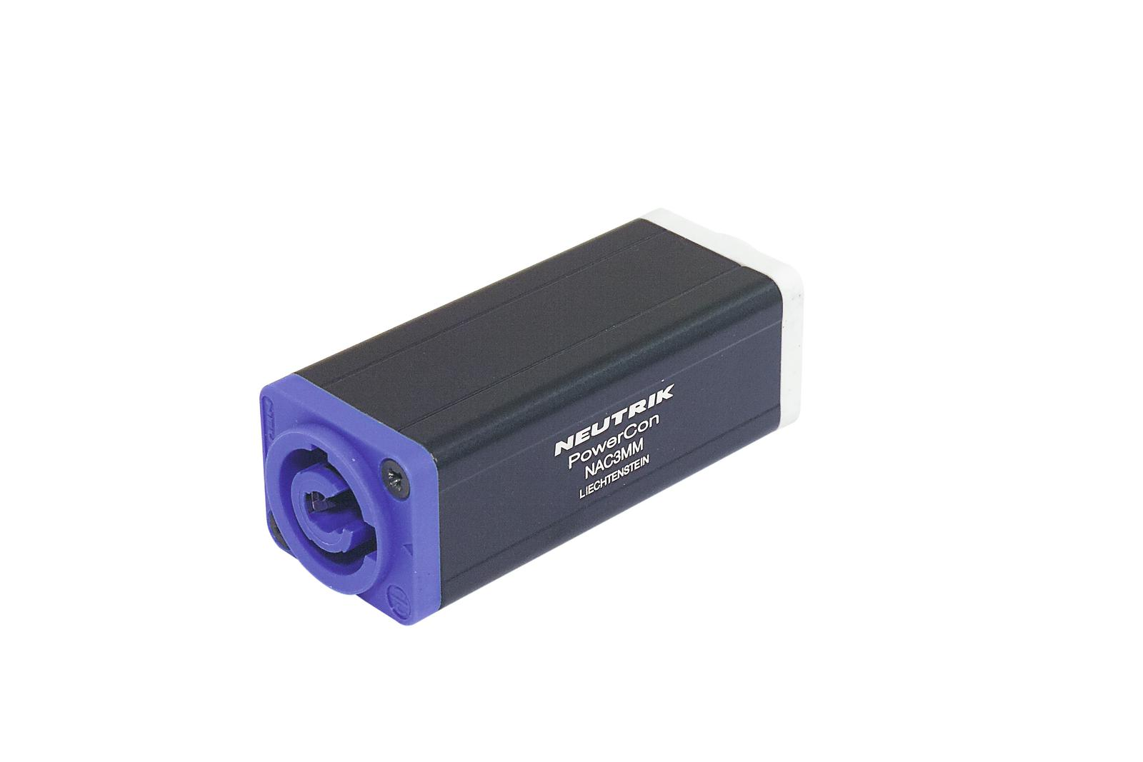 Power adapter NEUTRIK NAC3MM-1
