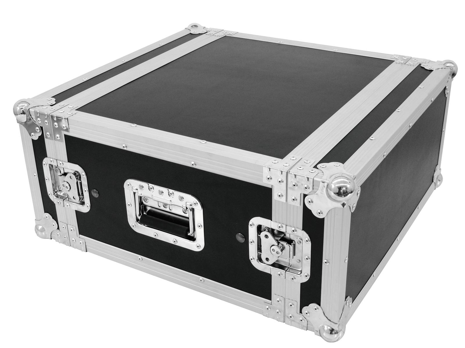 CASE RACK PER AMPLIFICATORI ANTIURTO OMNITRONIC SP-2 4U