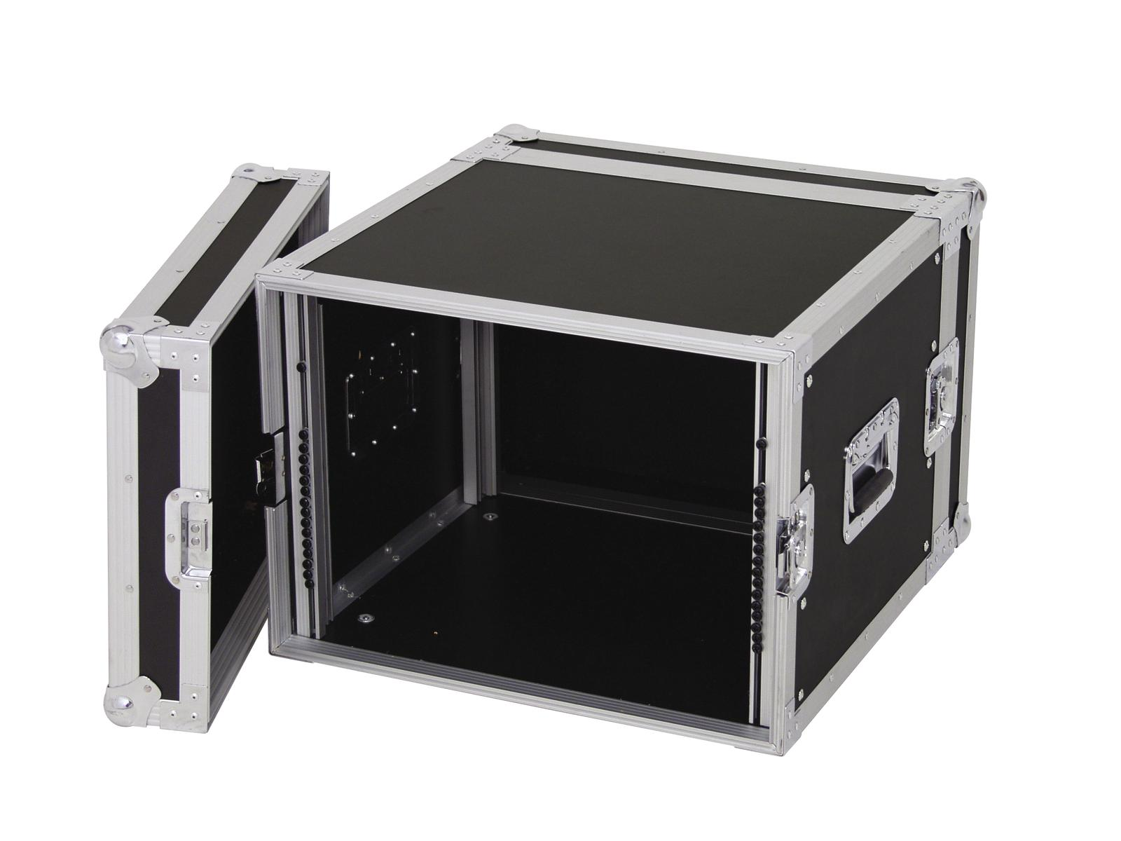 Flight case Rack Per il trasporto Di amplificatori PR-2, 8U, 47cm ROADINGER