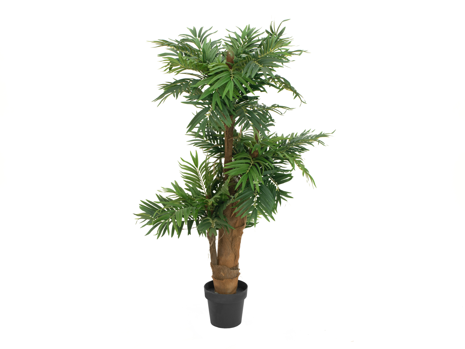 EUROPALMS la palma Areca, piante artificiali, 140cm
