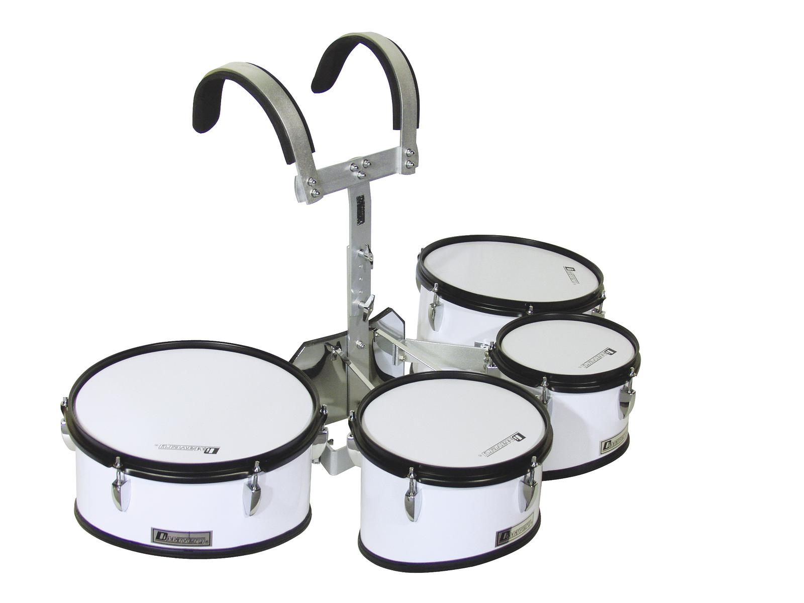 Drum-set da marcia per tamburi