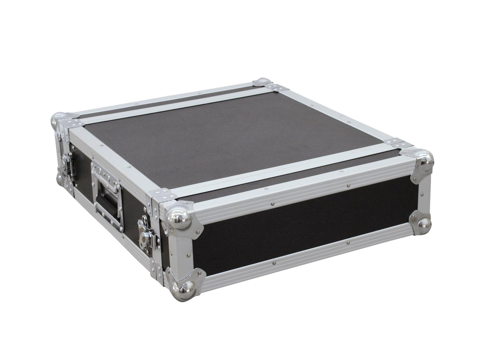 Flight case Rack Per il trasporto Di amplificatori PR-1, 3U, 47cm ROADINGER