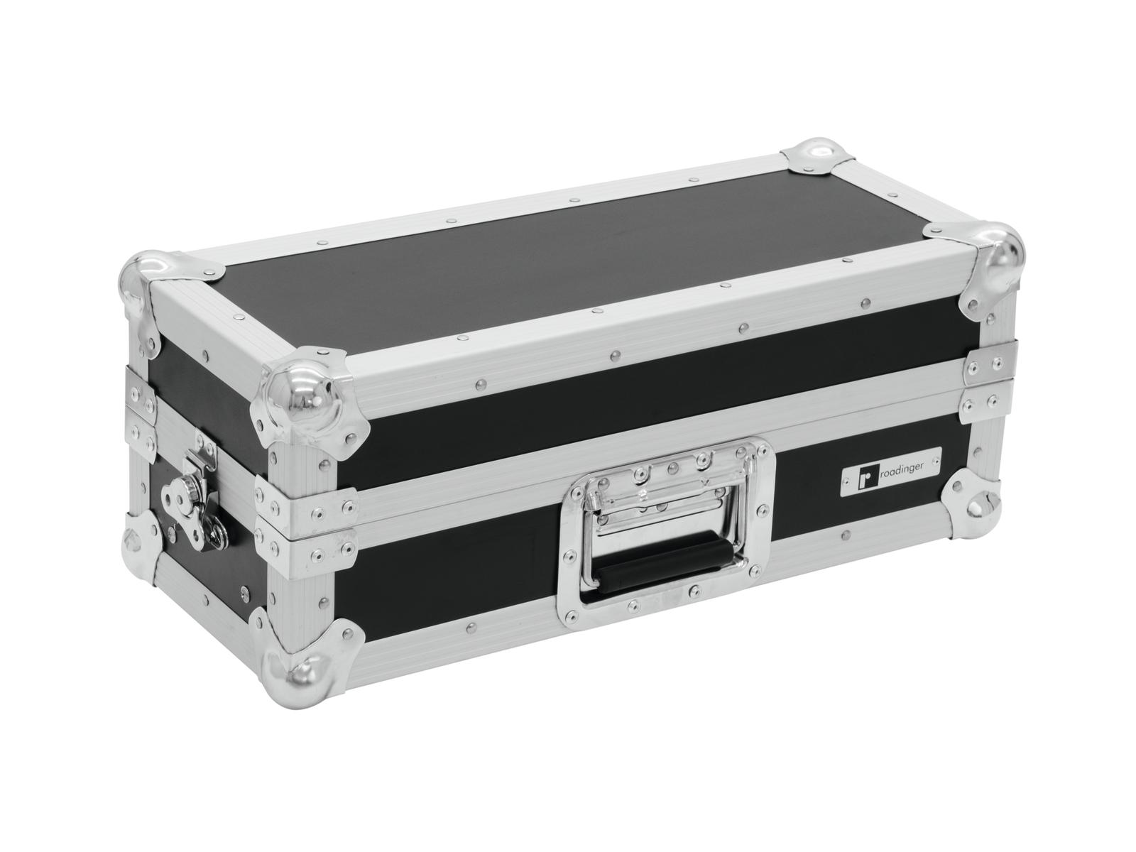 Flight Case Custodia per Dj Mixer Audio Luci Inclinato Roadinger MCA-19-N