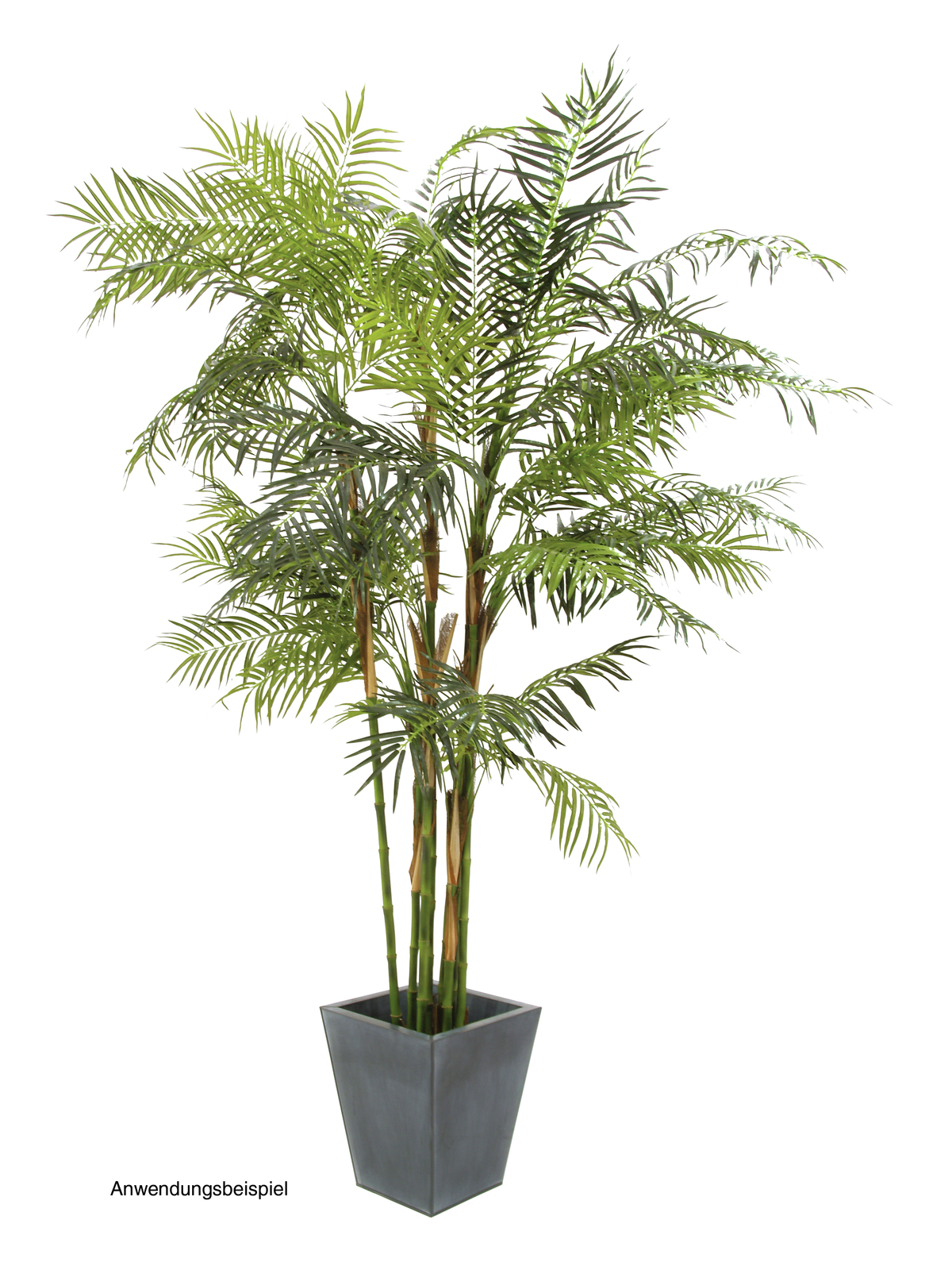 EUROPALMS pianta artificiale Cycas  palma, 280 cm