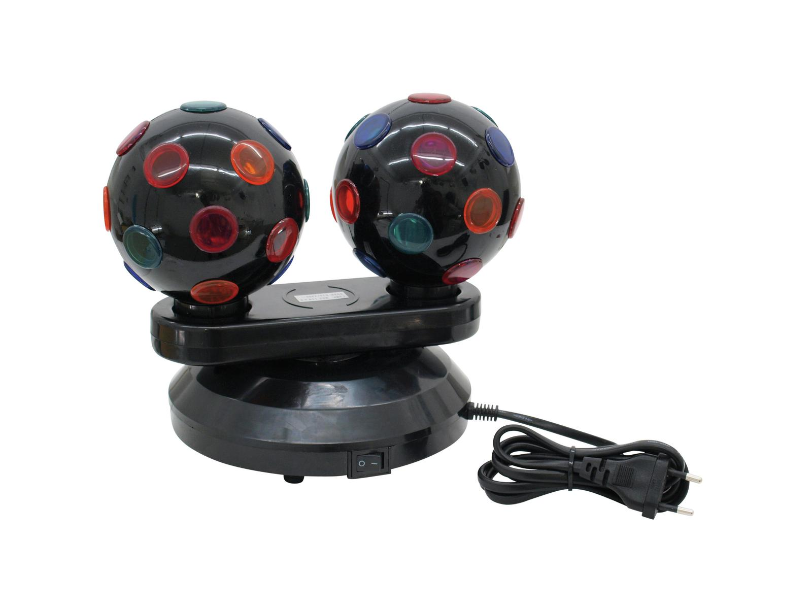 EUROLITE Mini Double Ball Effe