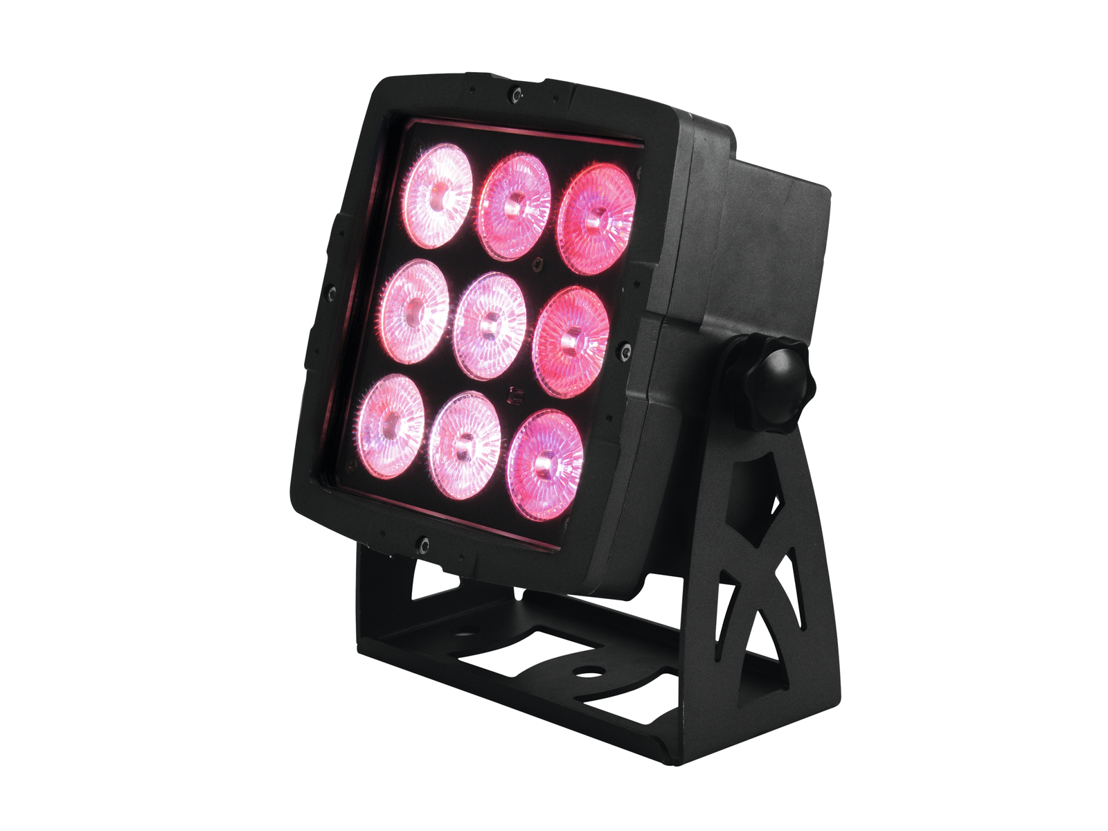 EUROLITE LED IP PAD 9x8W QLC