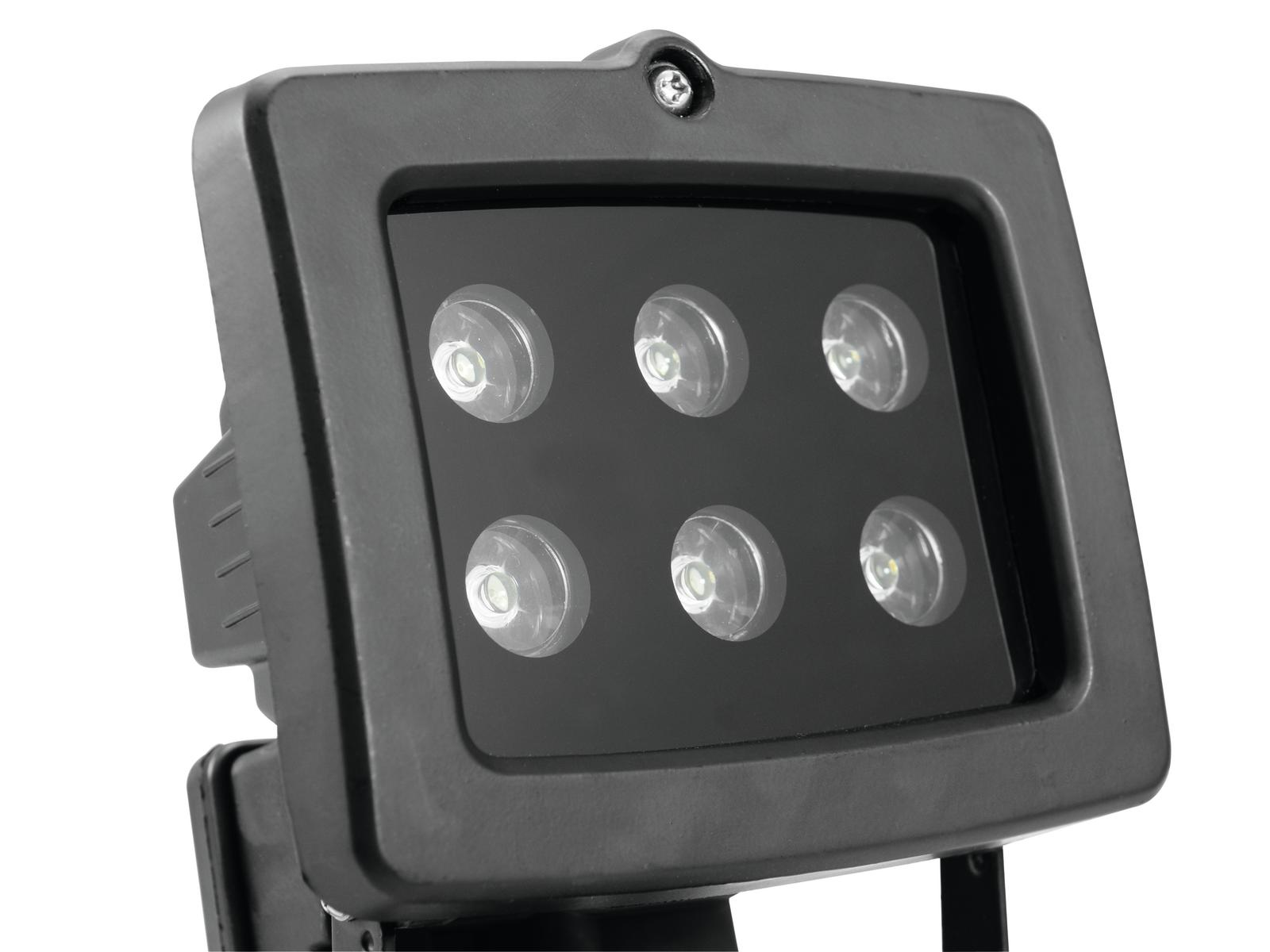 EUROLITE LED IP FL-6 6400K 120° MD