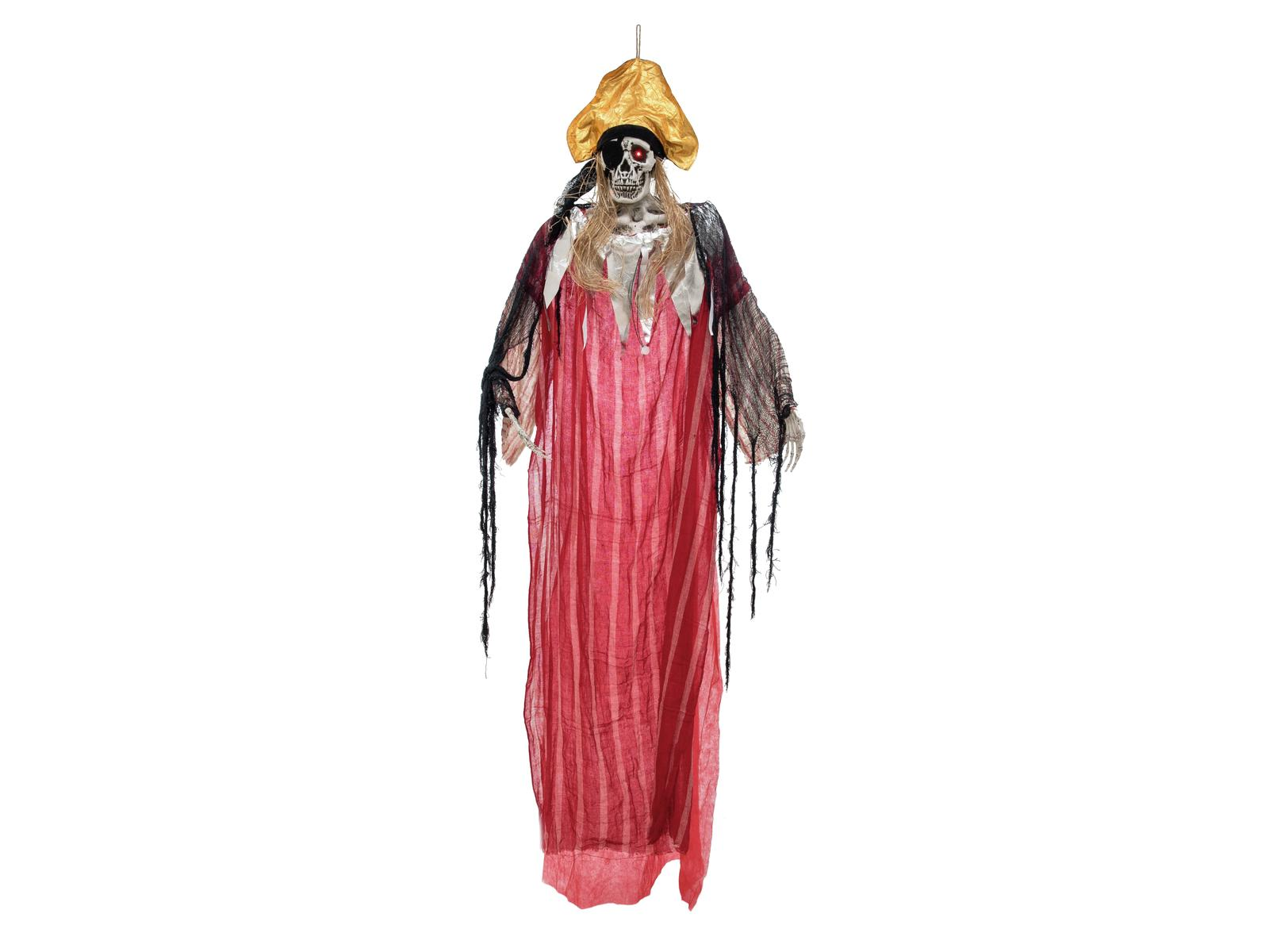 EUROPALMS Halloween Pirata, 170cm